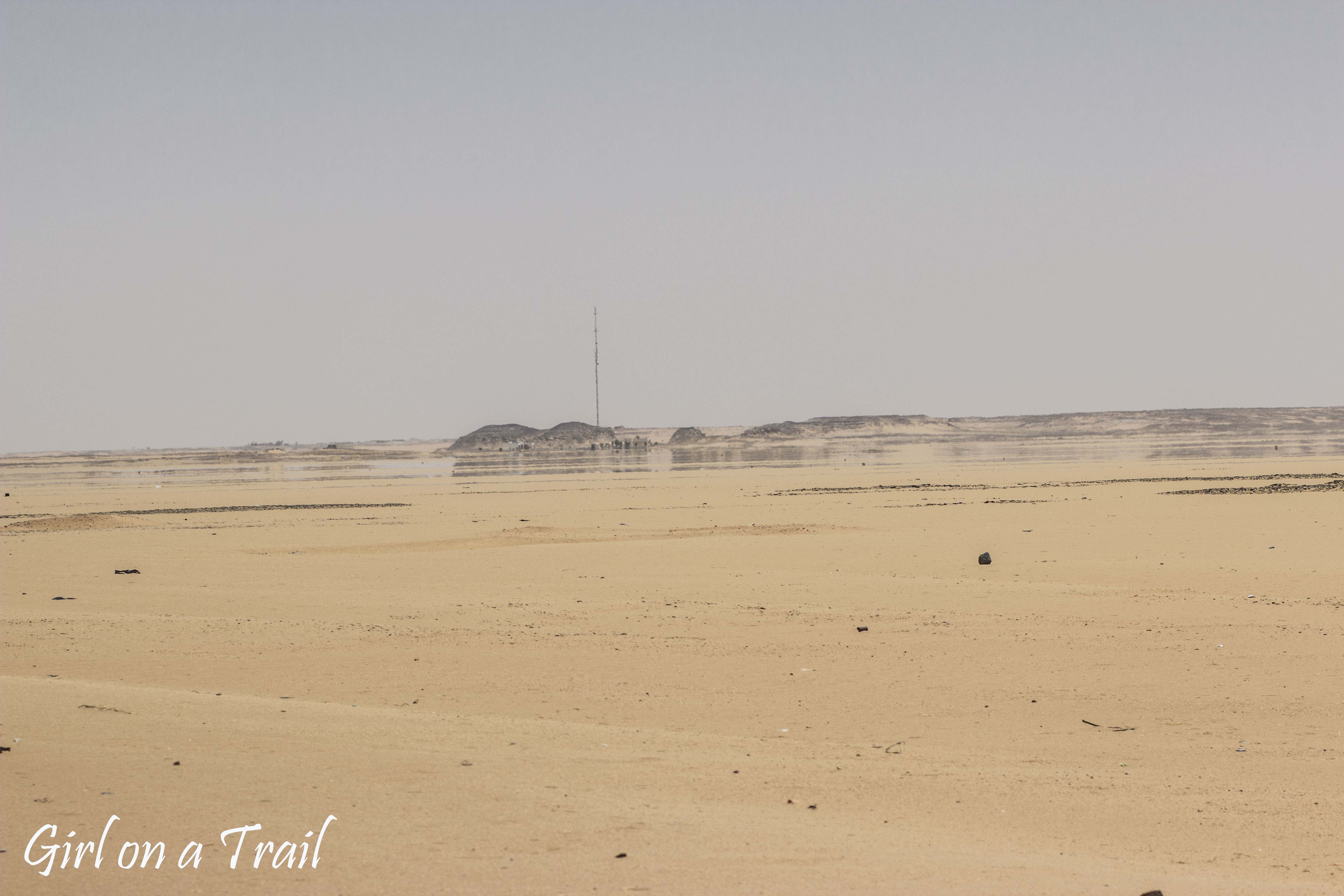 Egipt - Sahara