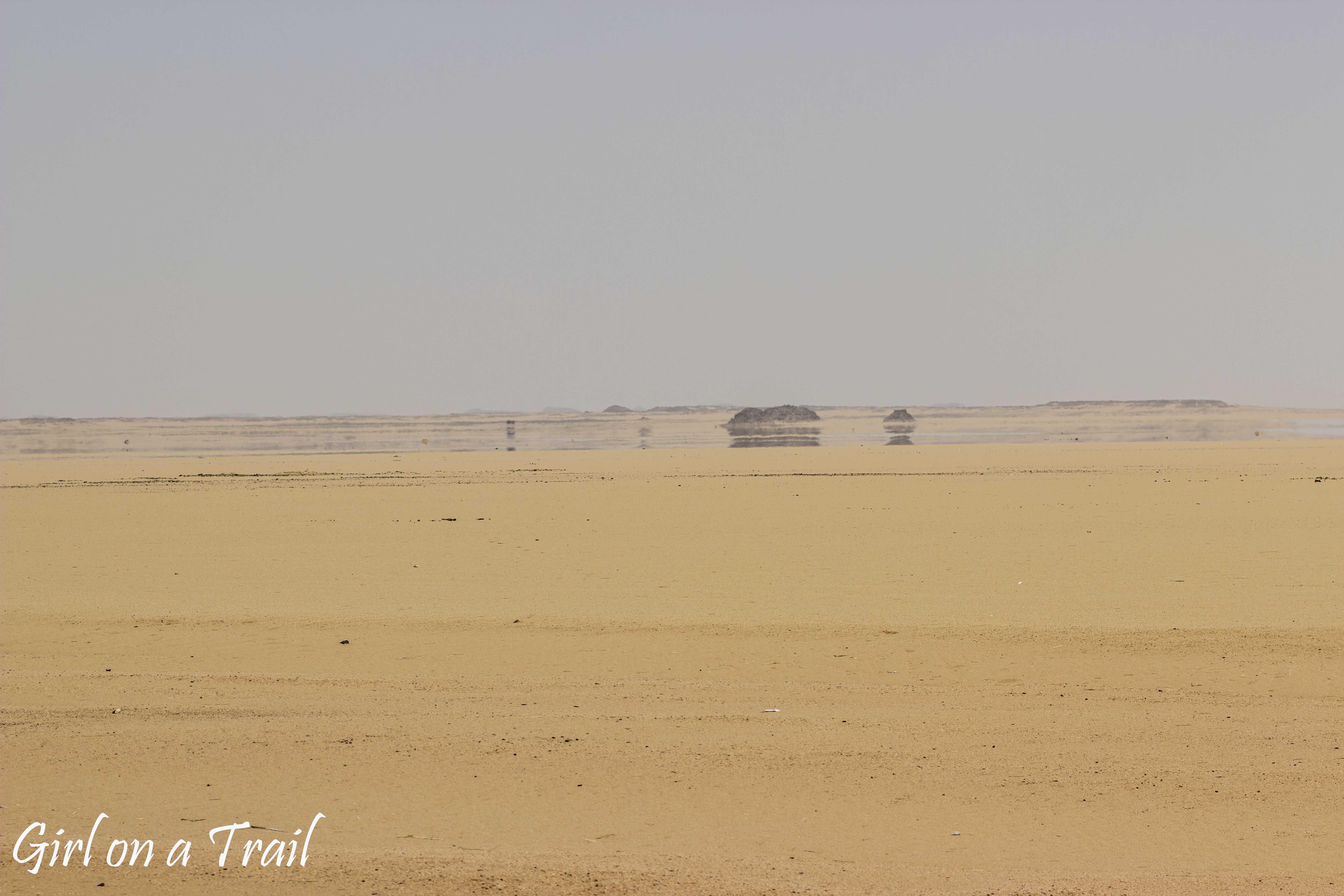 Egipt  Sahara
