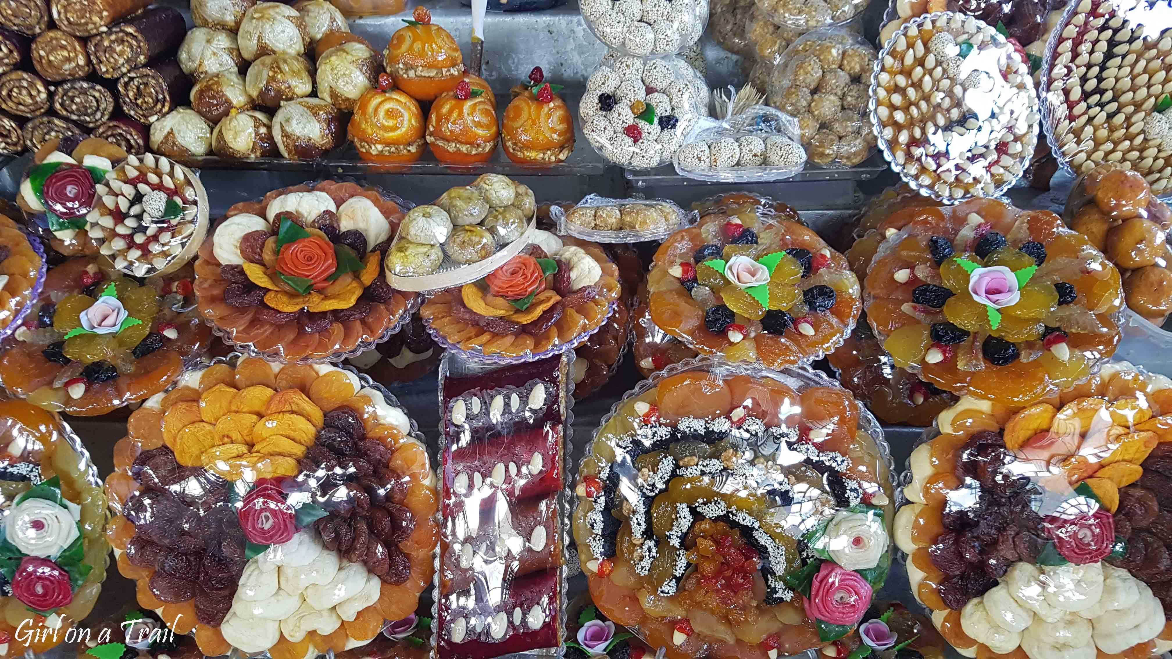 Armenia, jedzenie
