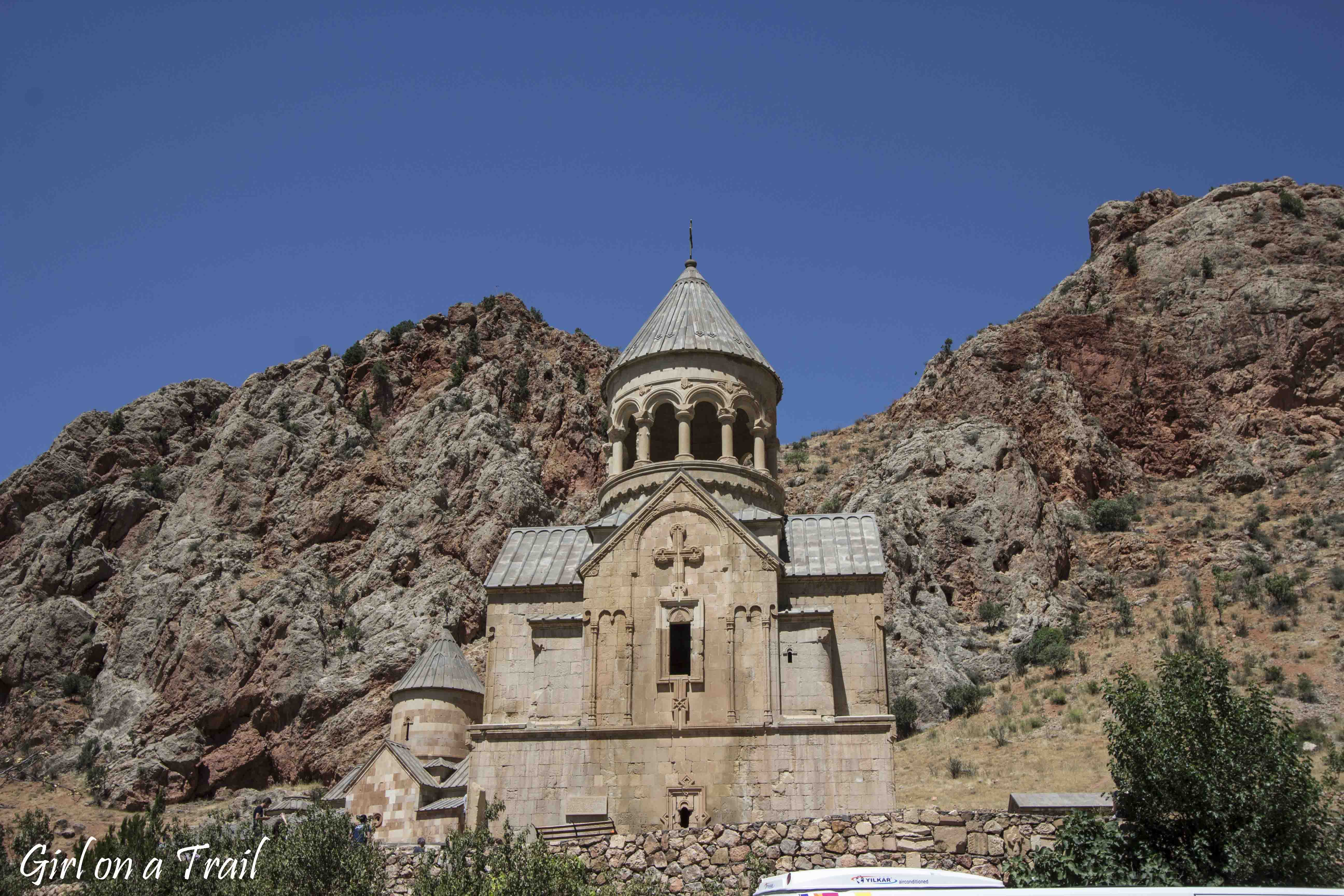 Armenia - Monastyr Noravank