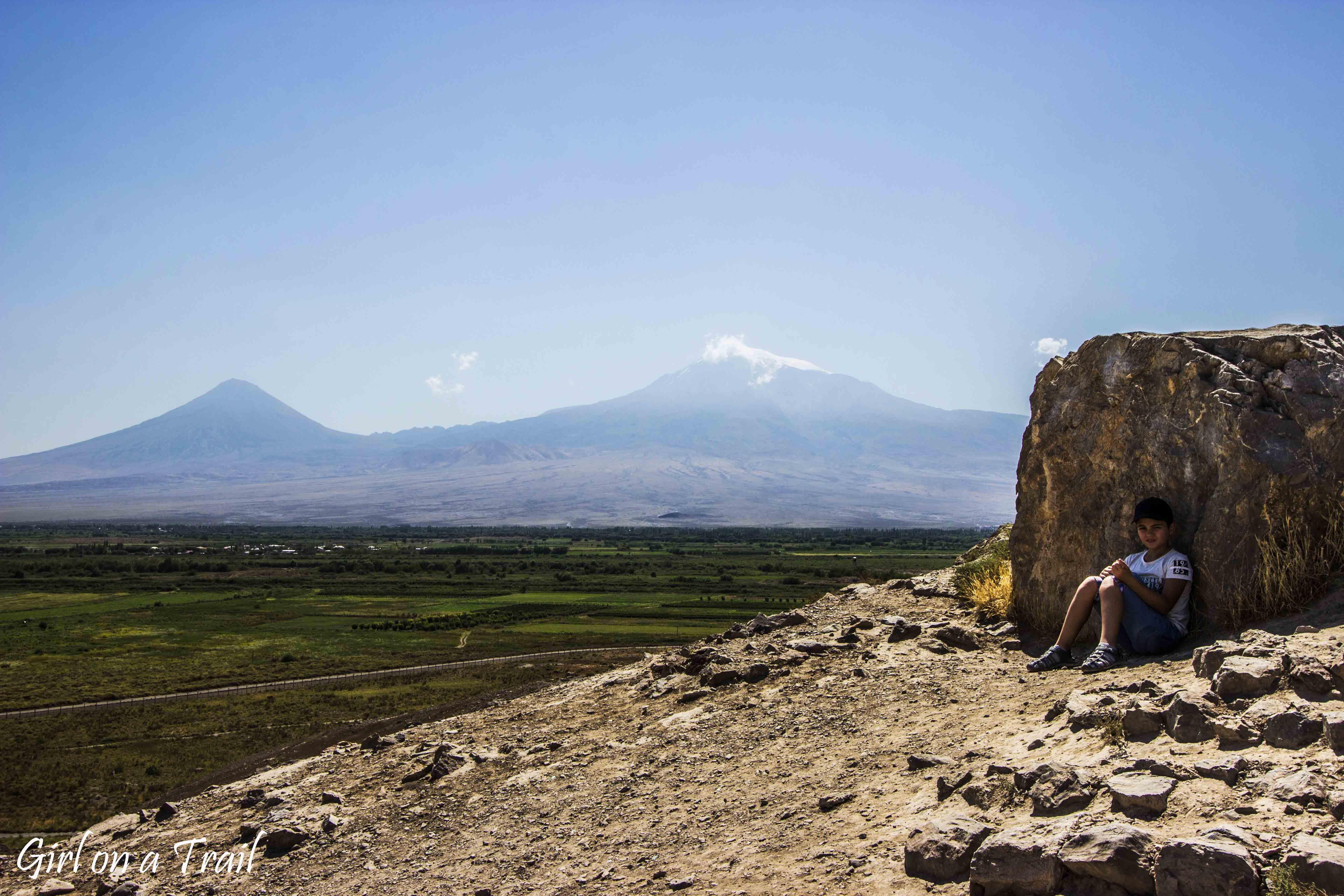 Armenia - Monastyr Chor Wirap