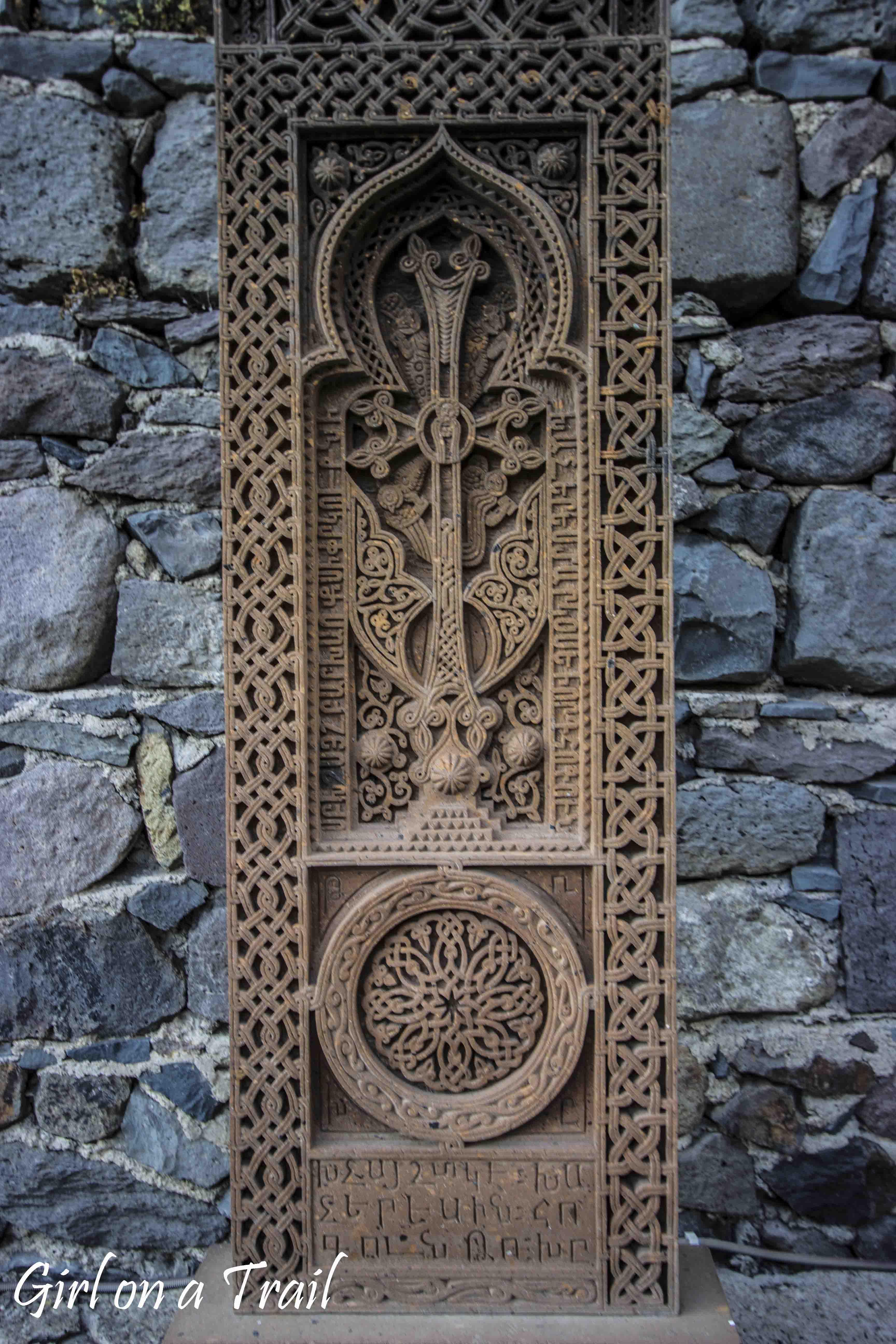Armenia - Klasztor Geghard