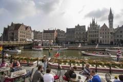 Belgia, Luksemburg, Francja
