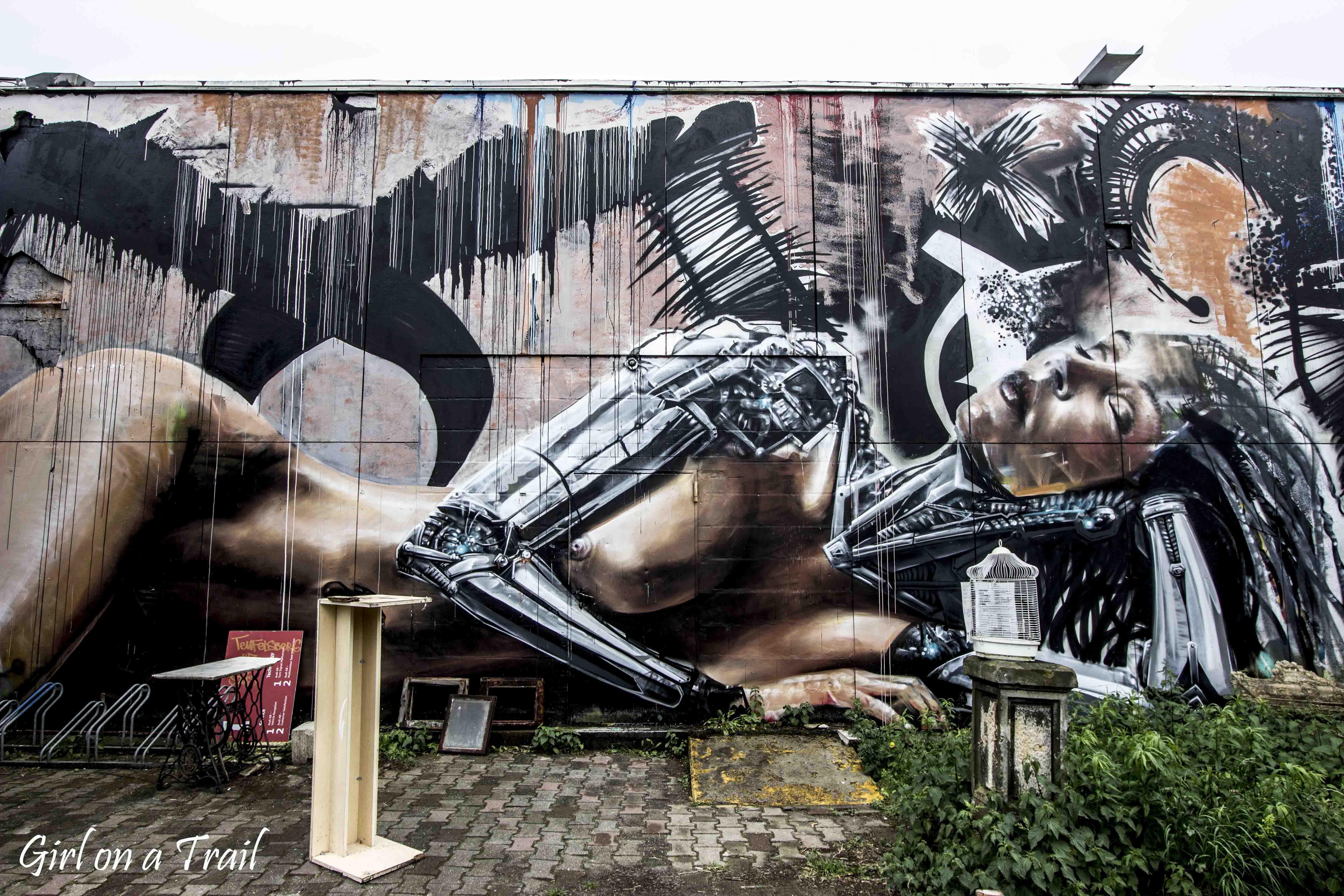 Berlin - Teufelsberg