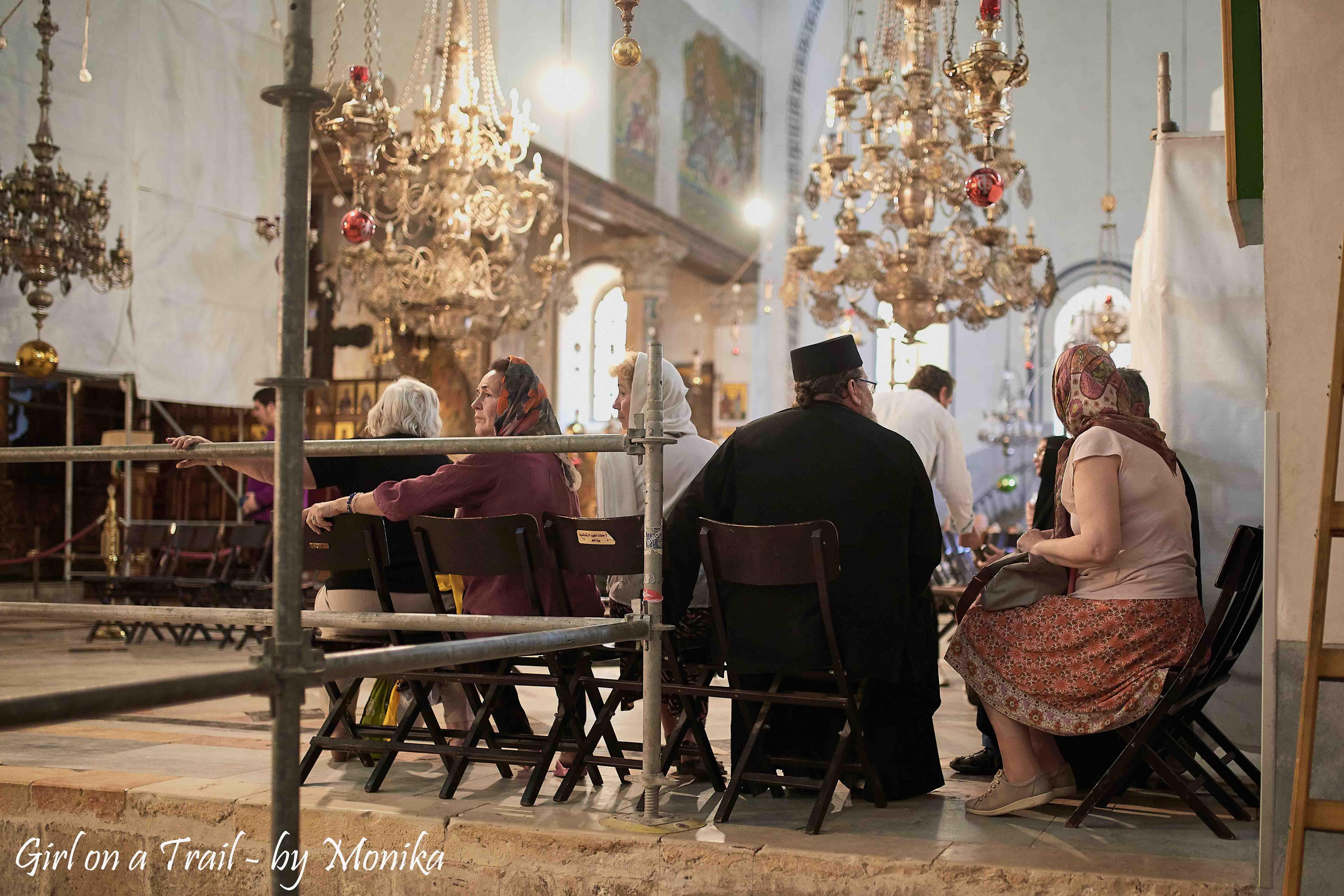 Betlejem - Bazylika Narodzenia Pańskiego