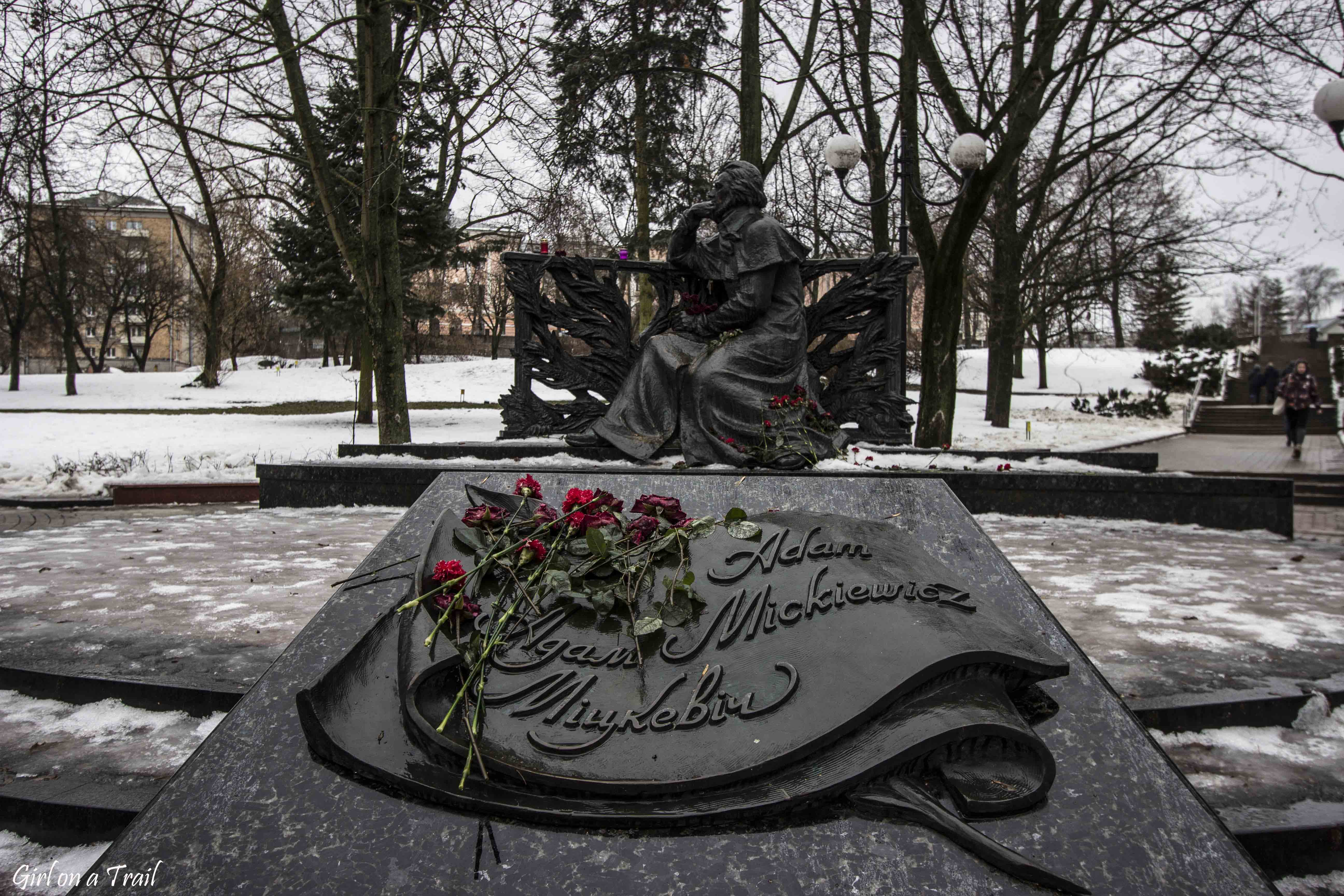 Białoruś - Mińsk