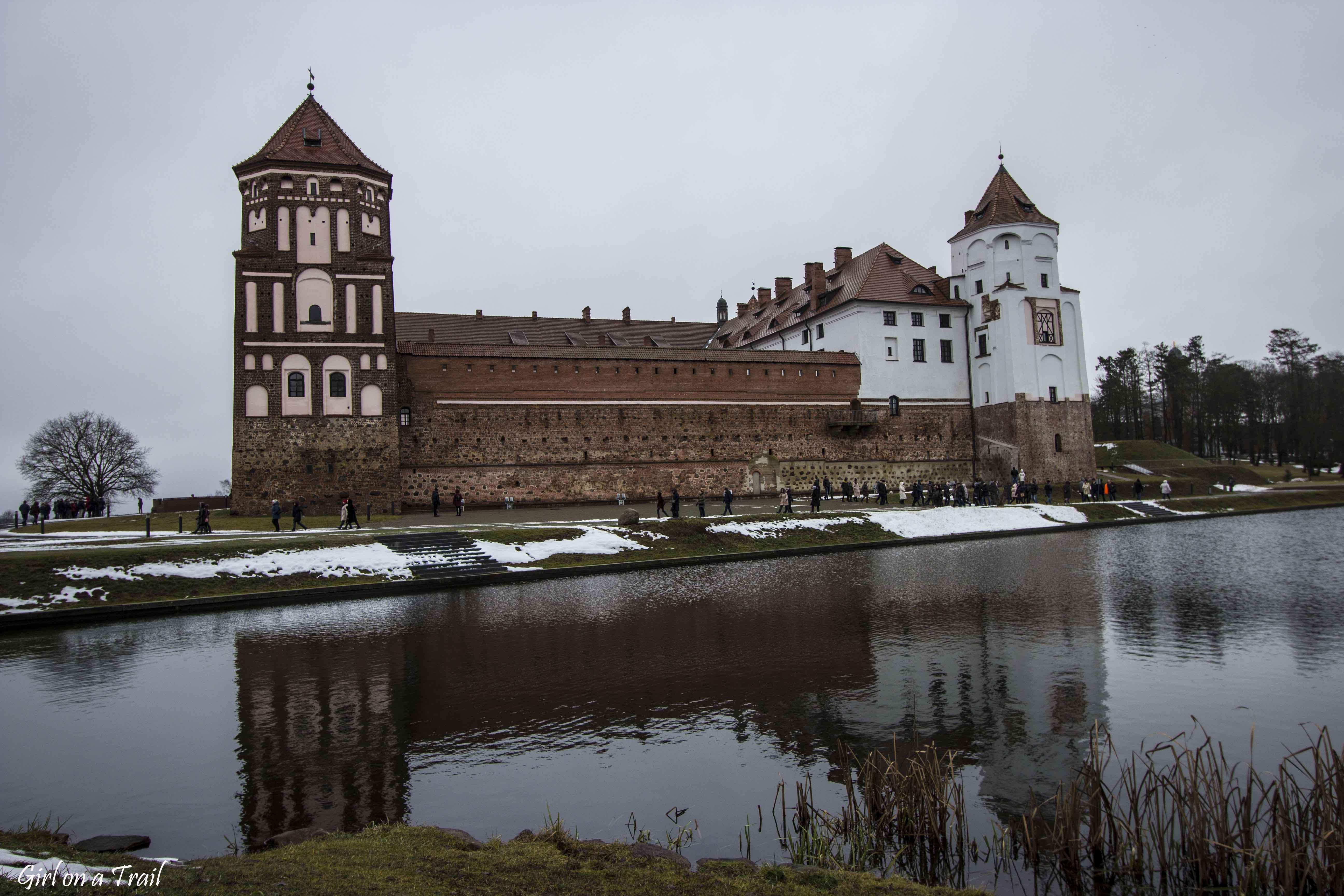 Białoruś - Mir, Zamek