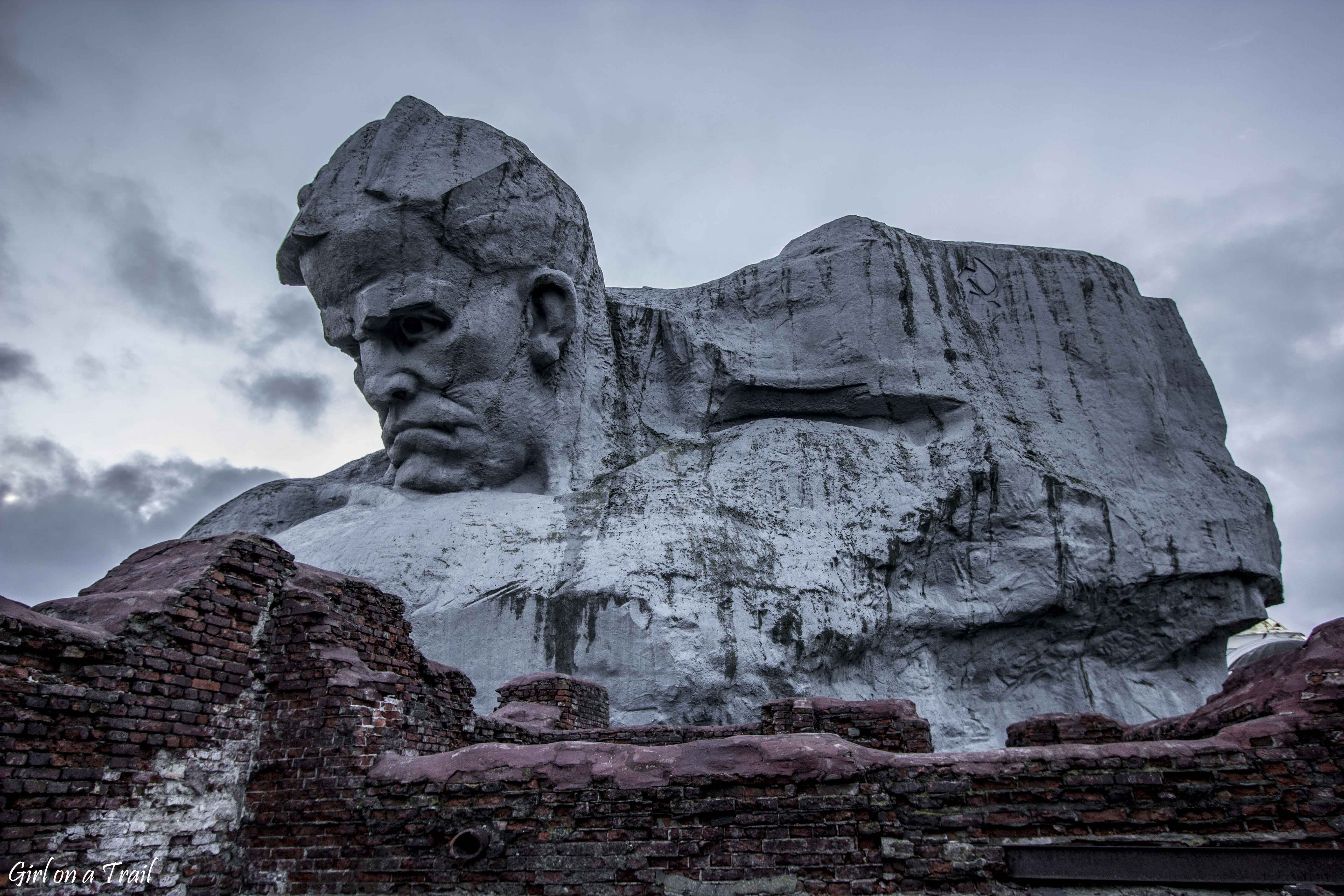 Białoruś - Twierdza Brześć