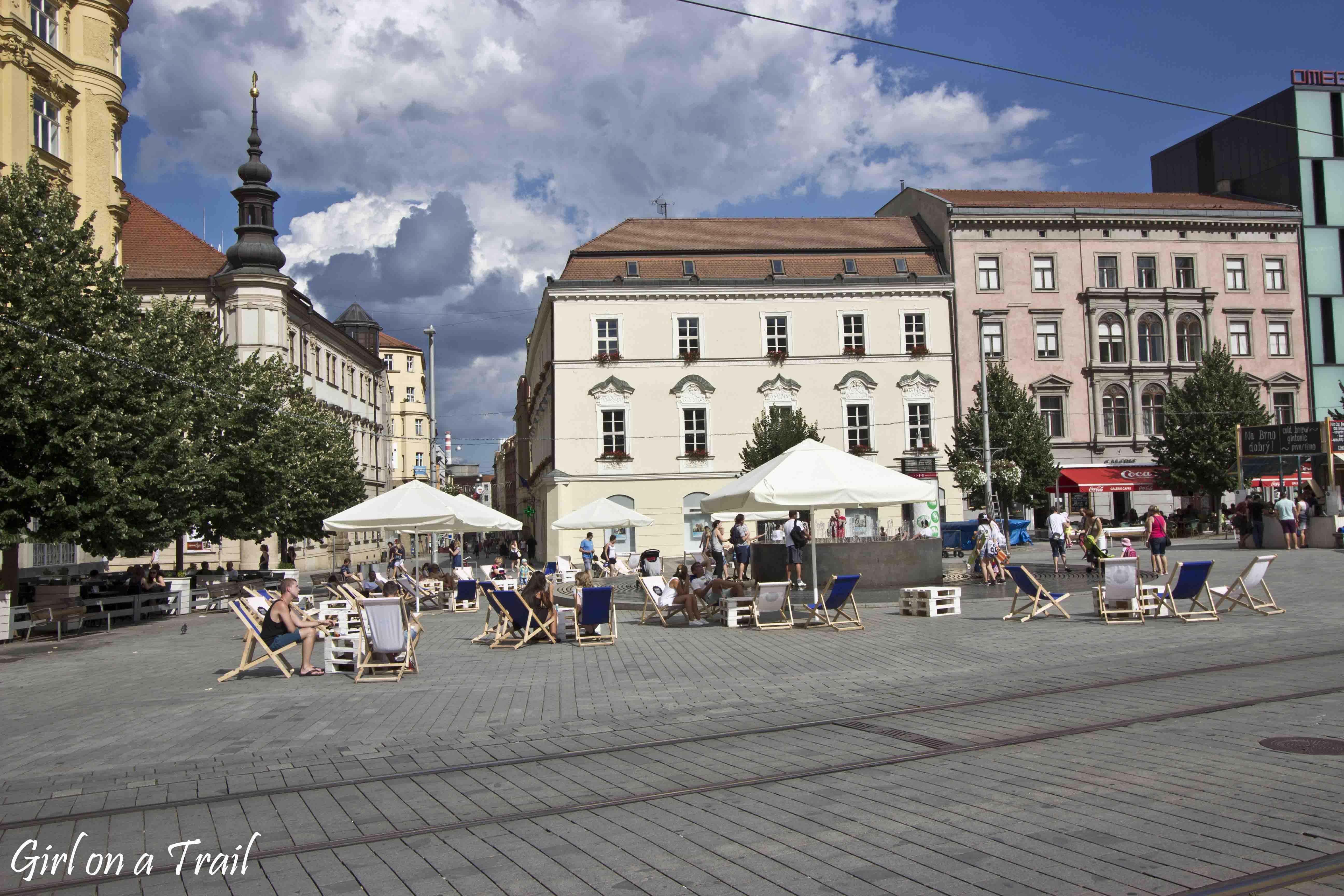 Czechy - Brno
