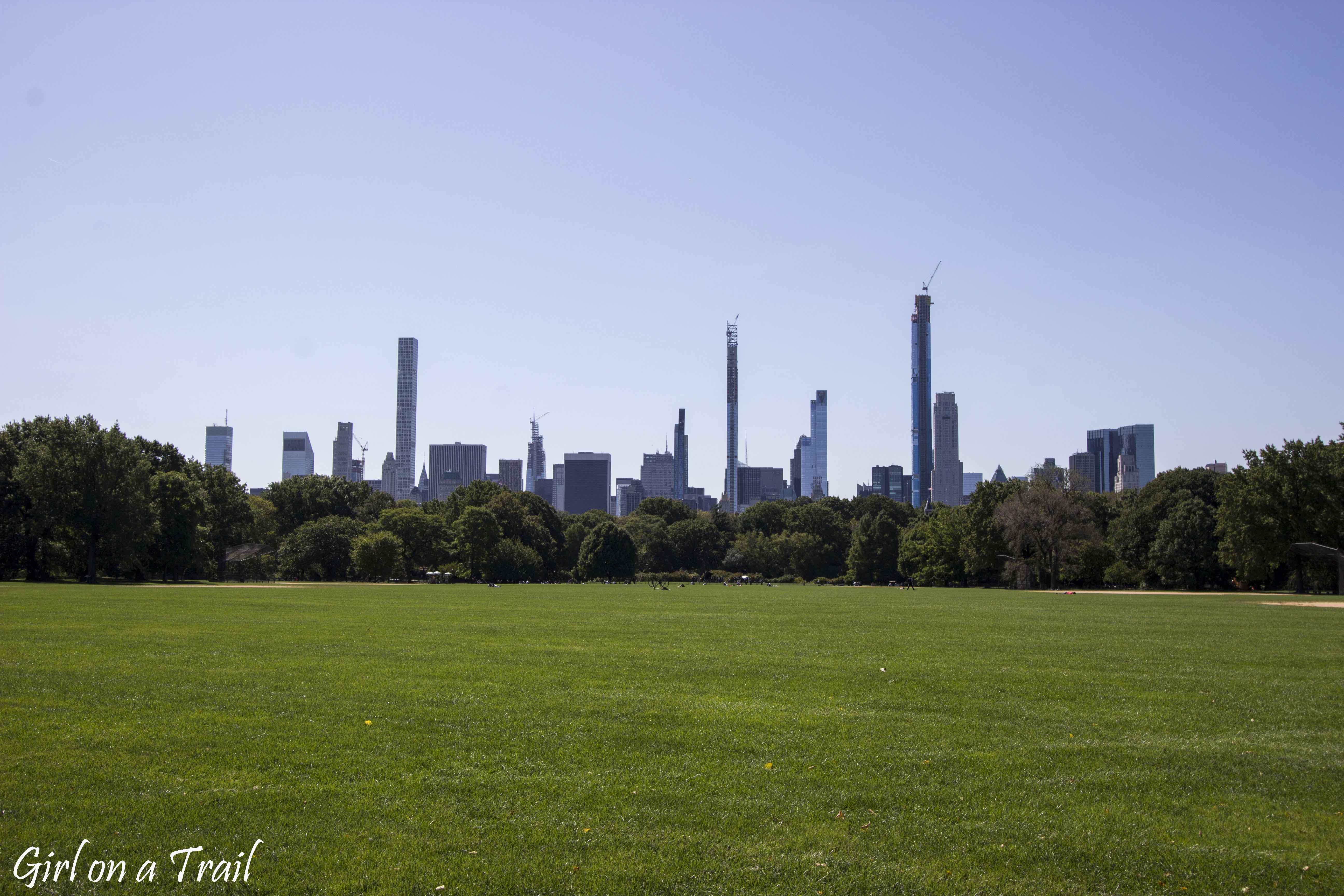 Nowy Jork - Central Park