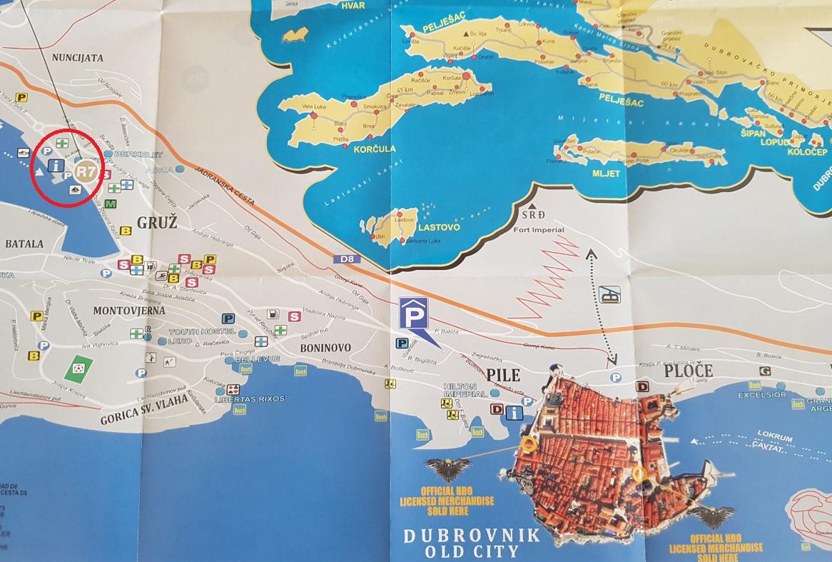 Chorwacja - Dubrownik