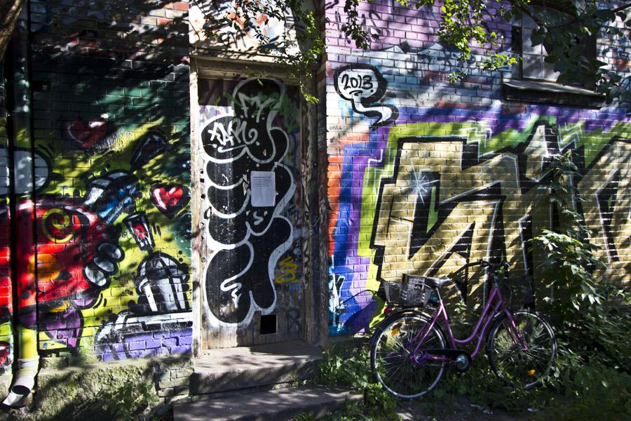 Kopenhaga - Christiania