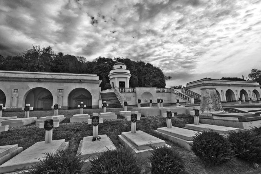 Lwów - Cmentarz Łyczakowsk