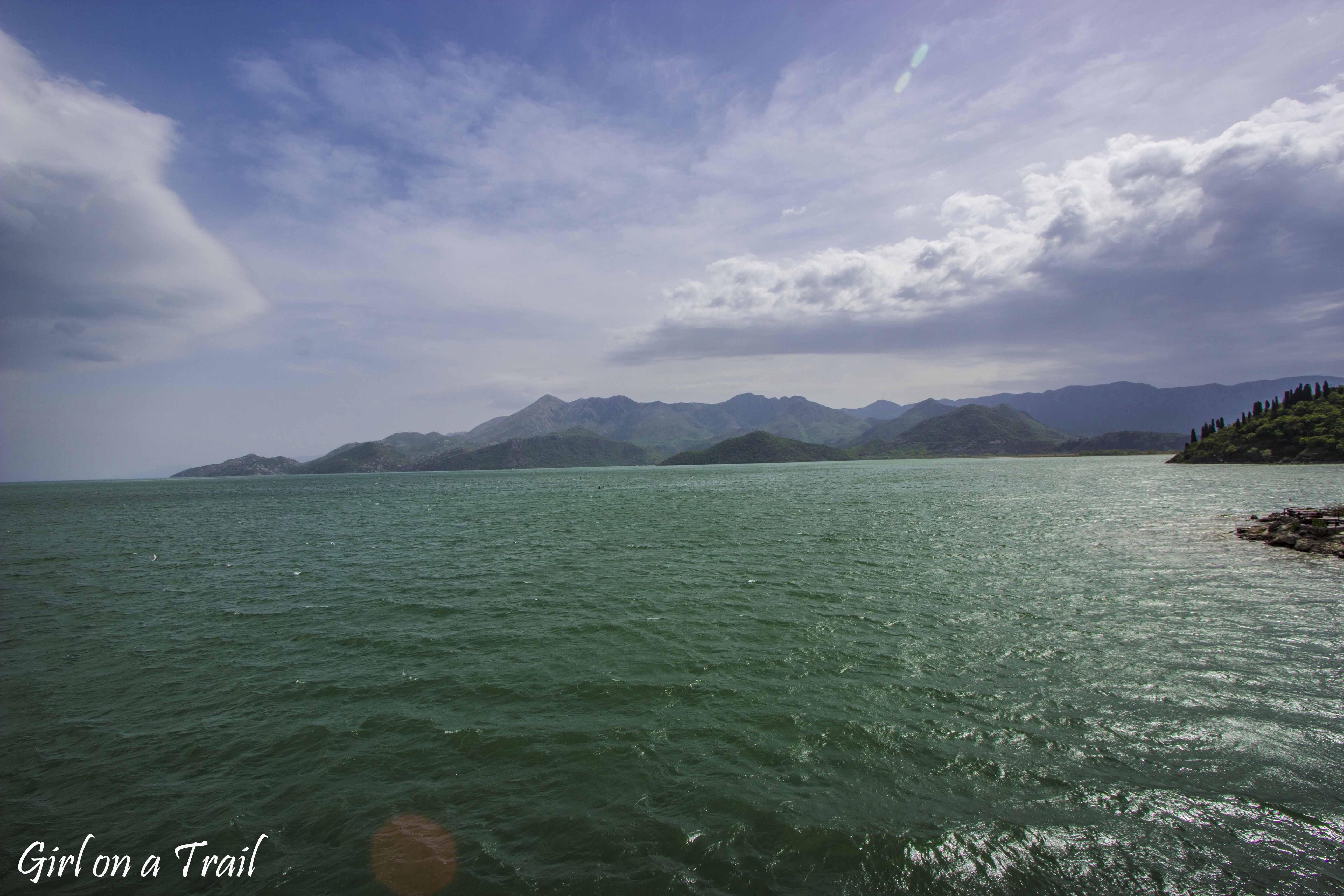Montenegro, Jezioro Szkoderskie