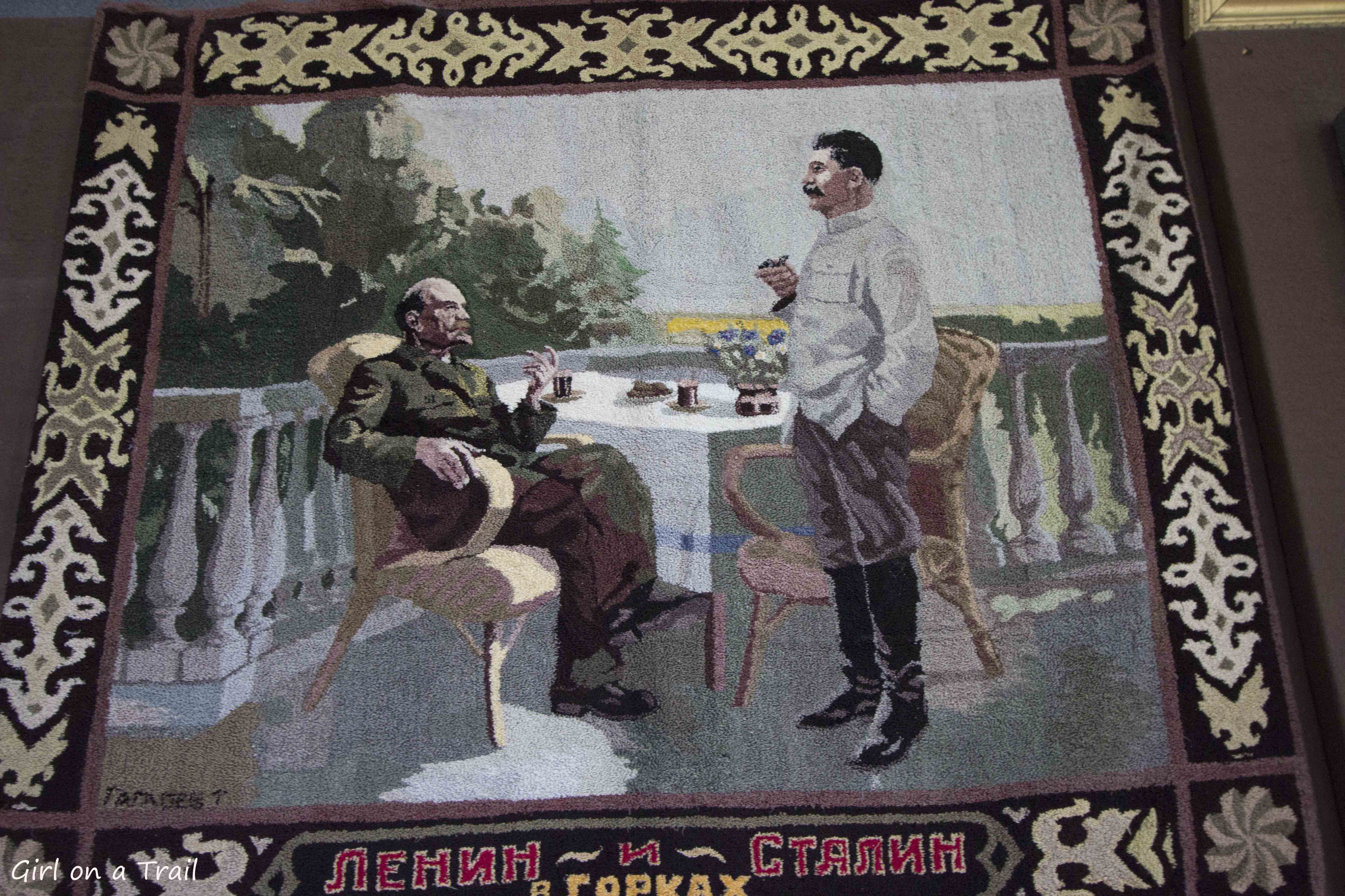 Gruzja - Gori