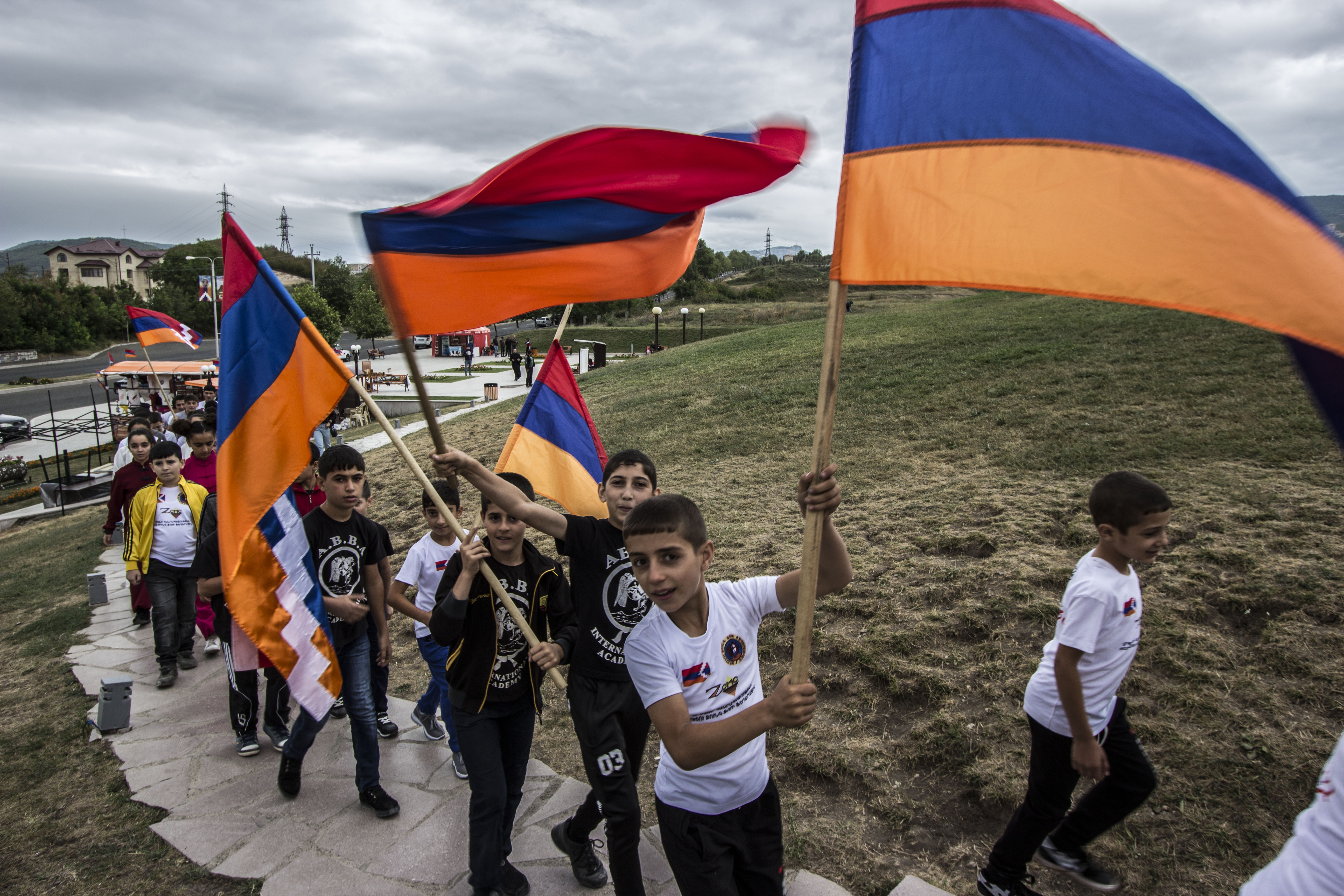 Nagorno - Karabakh