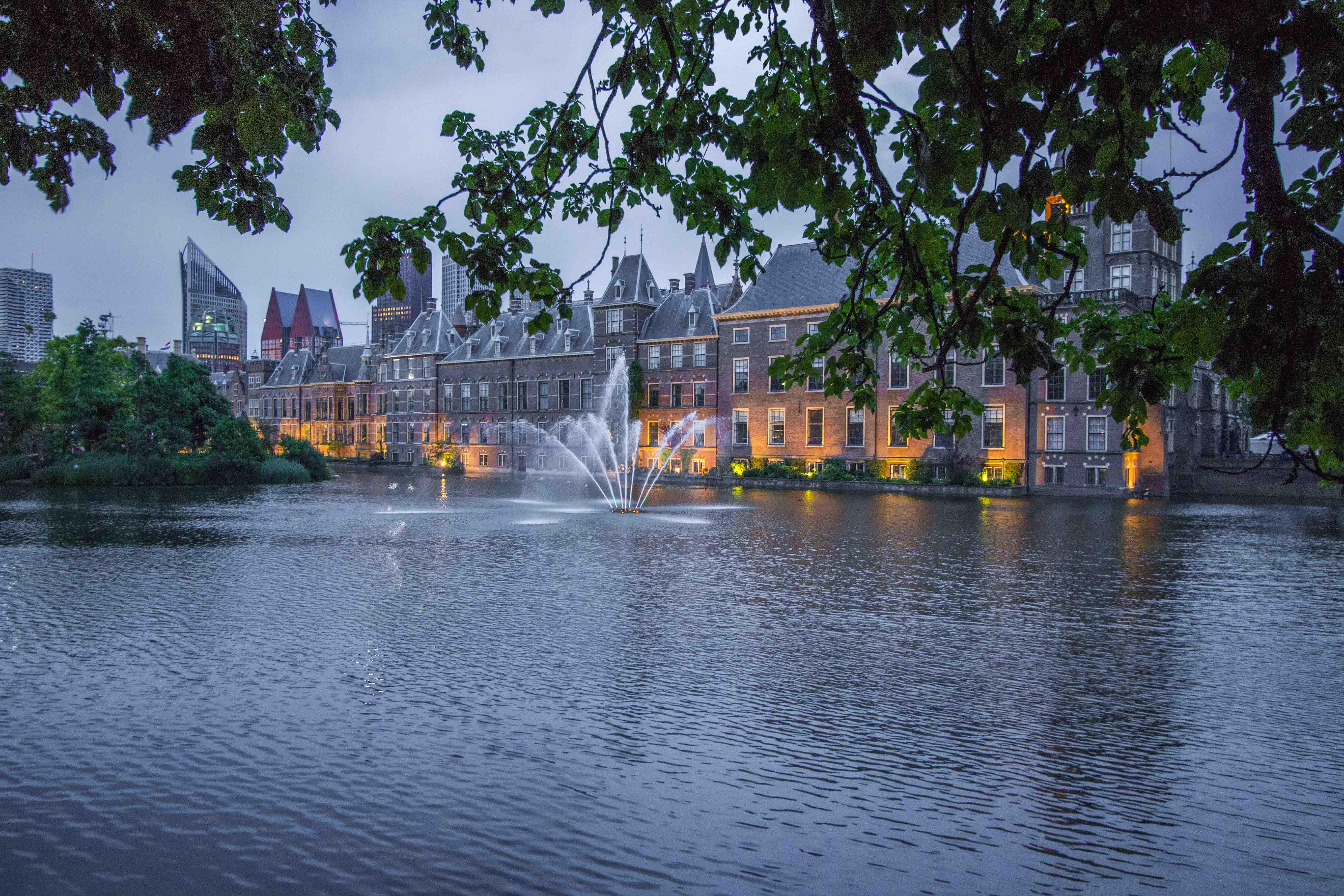 Holandia - Haga