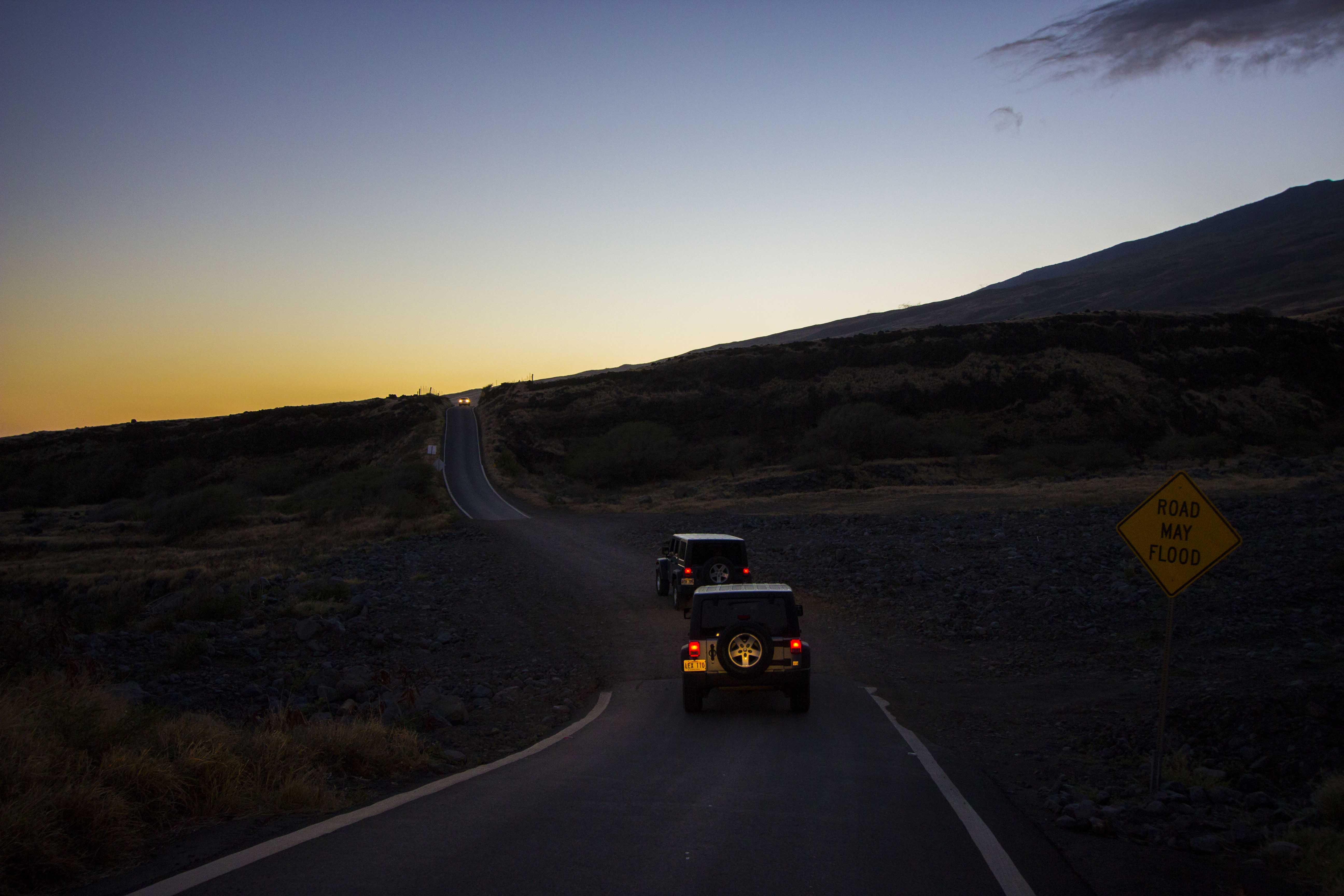 Droga do Hana