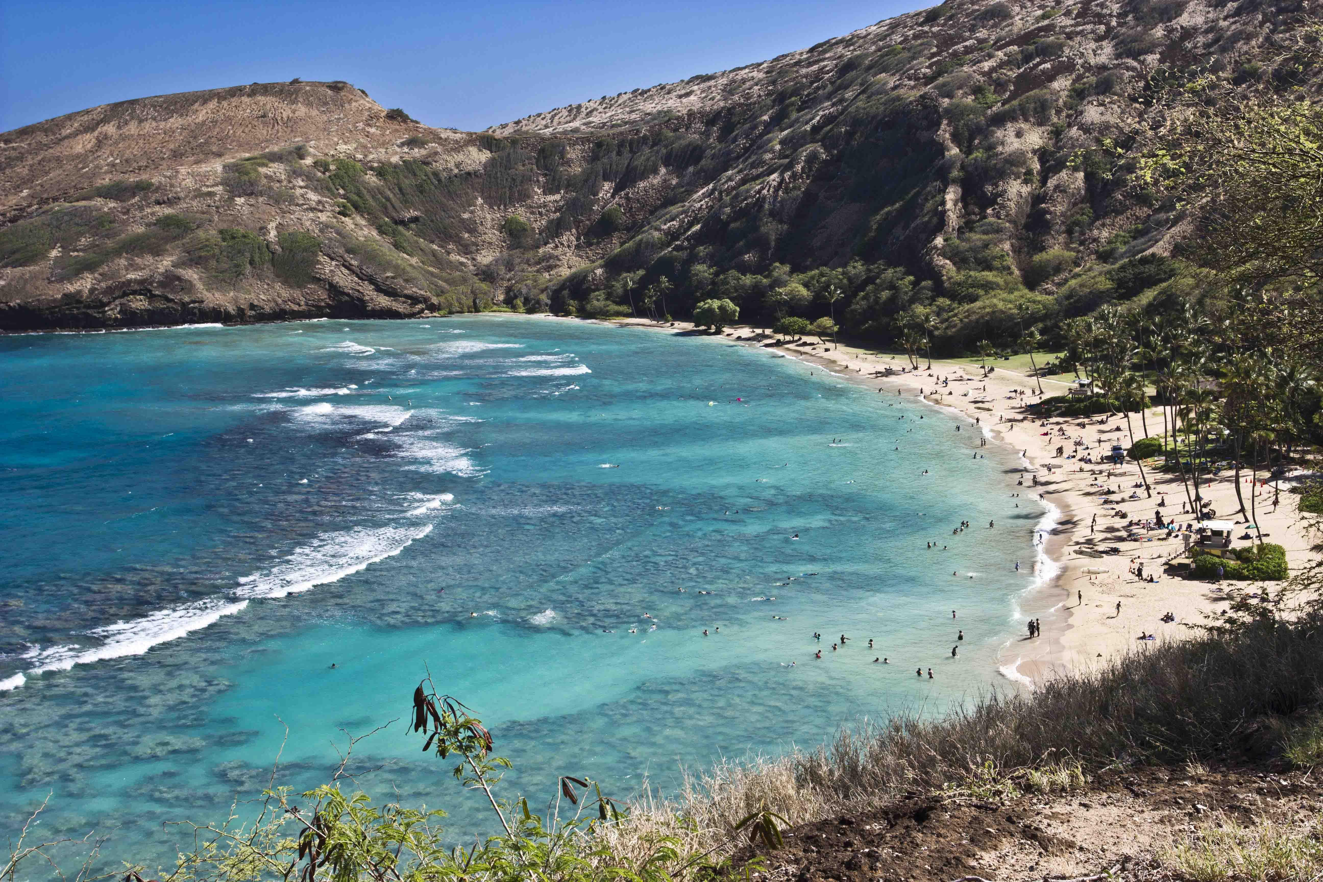 Hawaje - Hanauma Bay