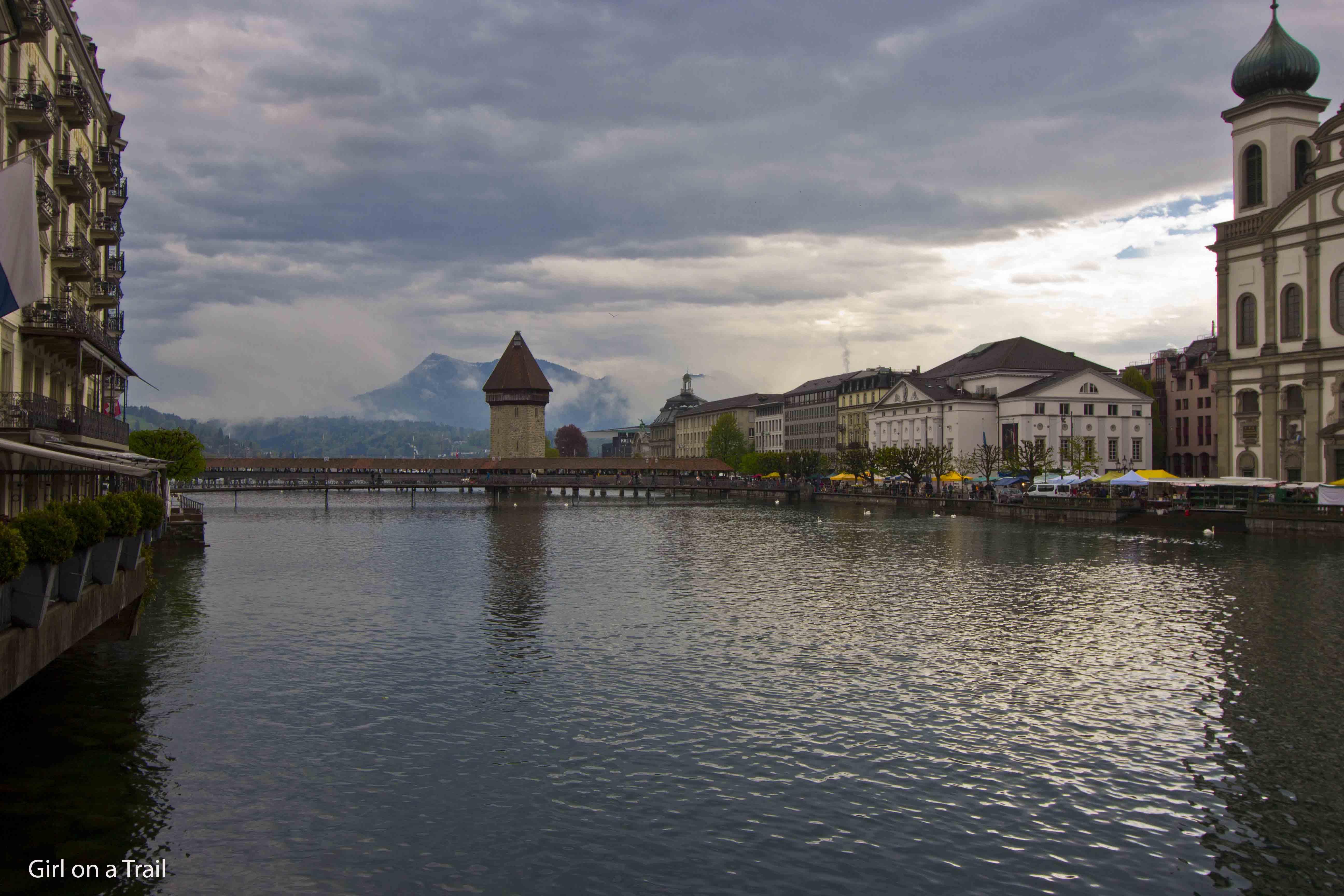 Szwajcaria - Lucerna