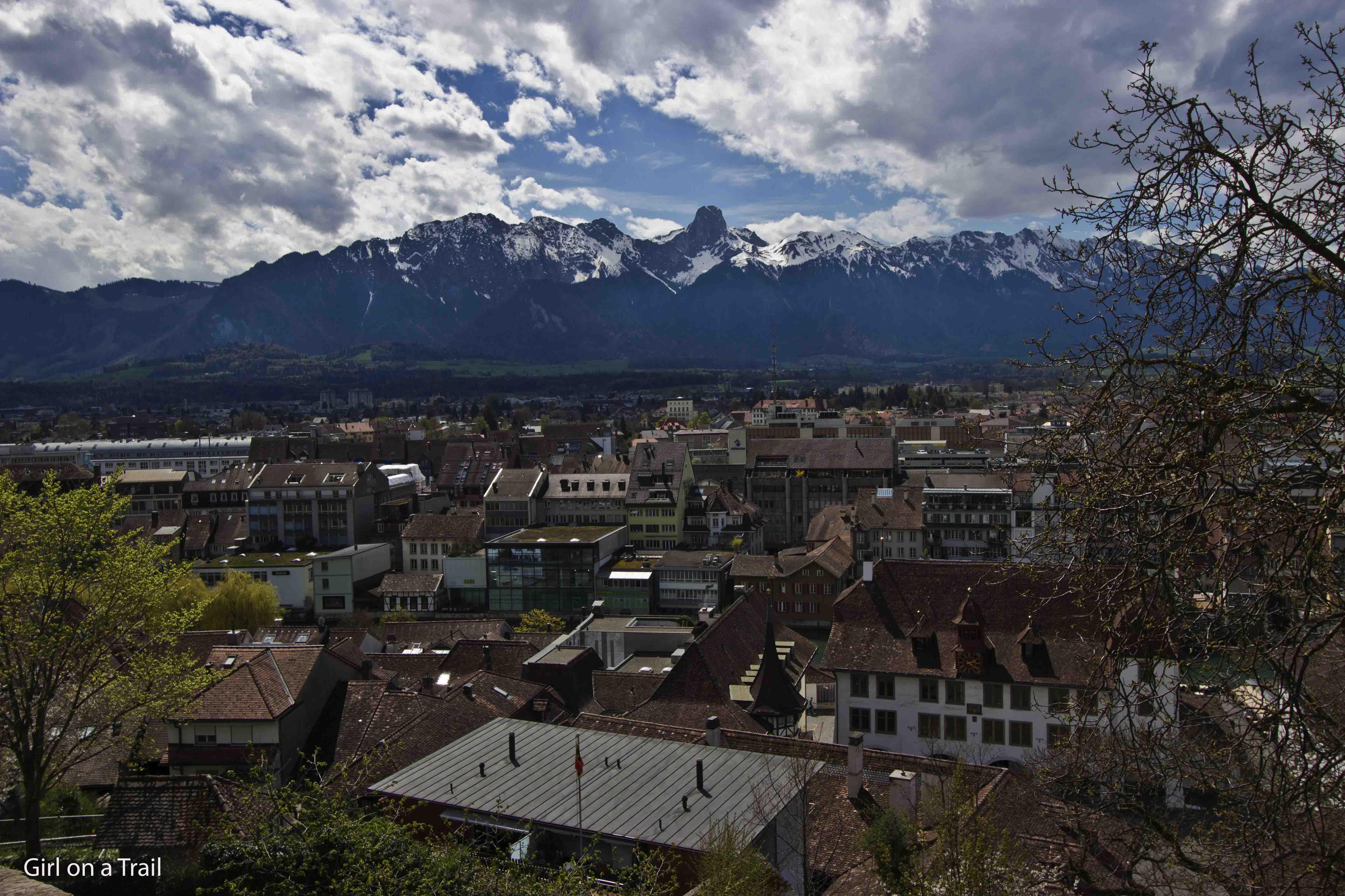 Szwajcaria - Thun