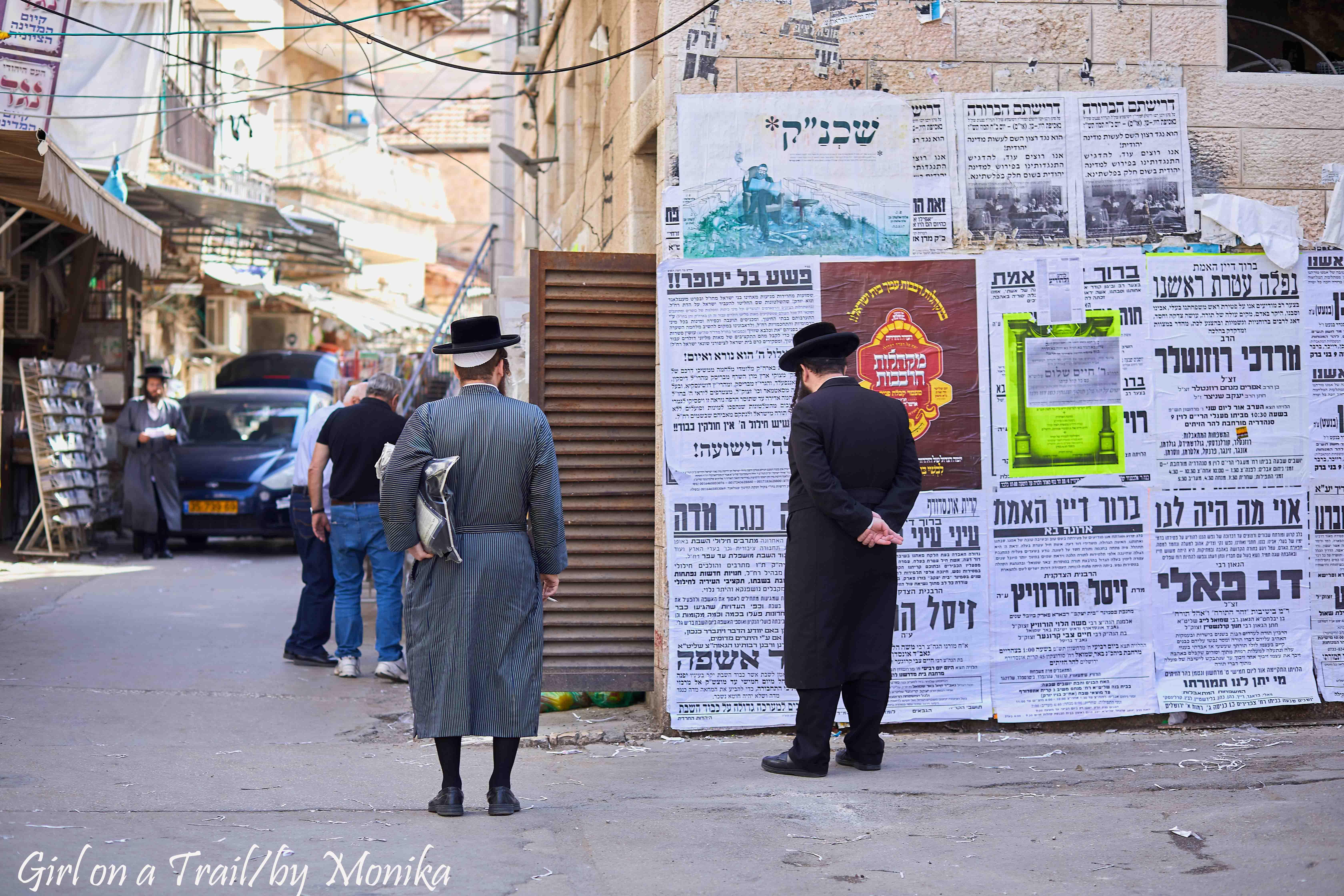 Izrael - Mea Shearim