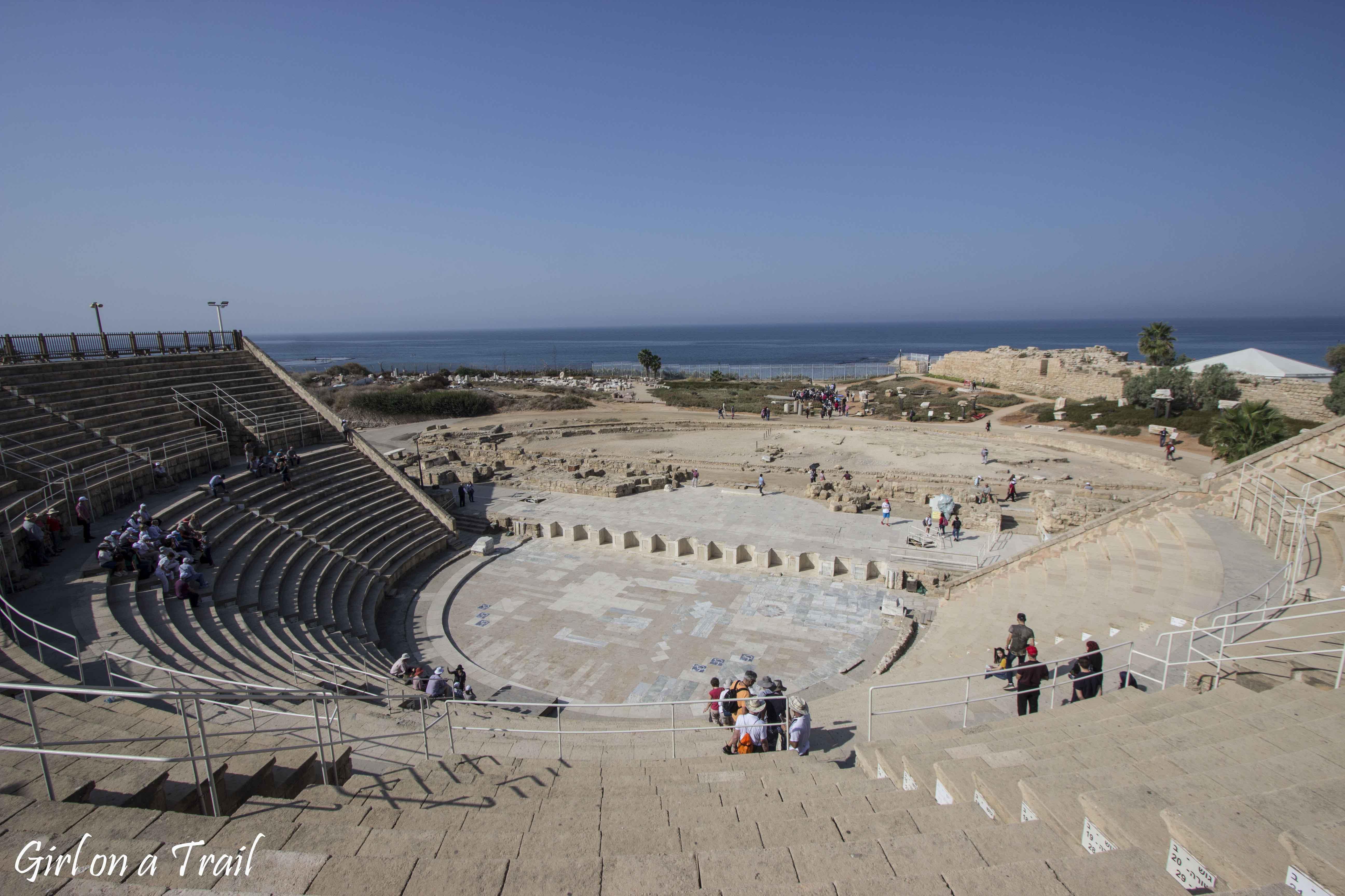 Israel - Caesarea Maritima
