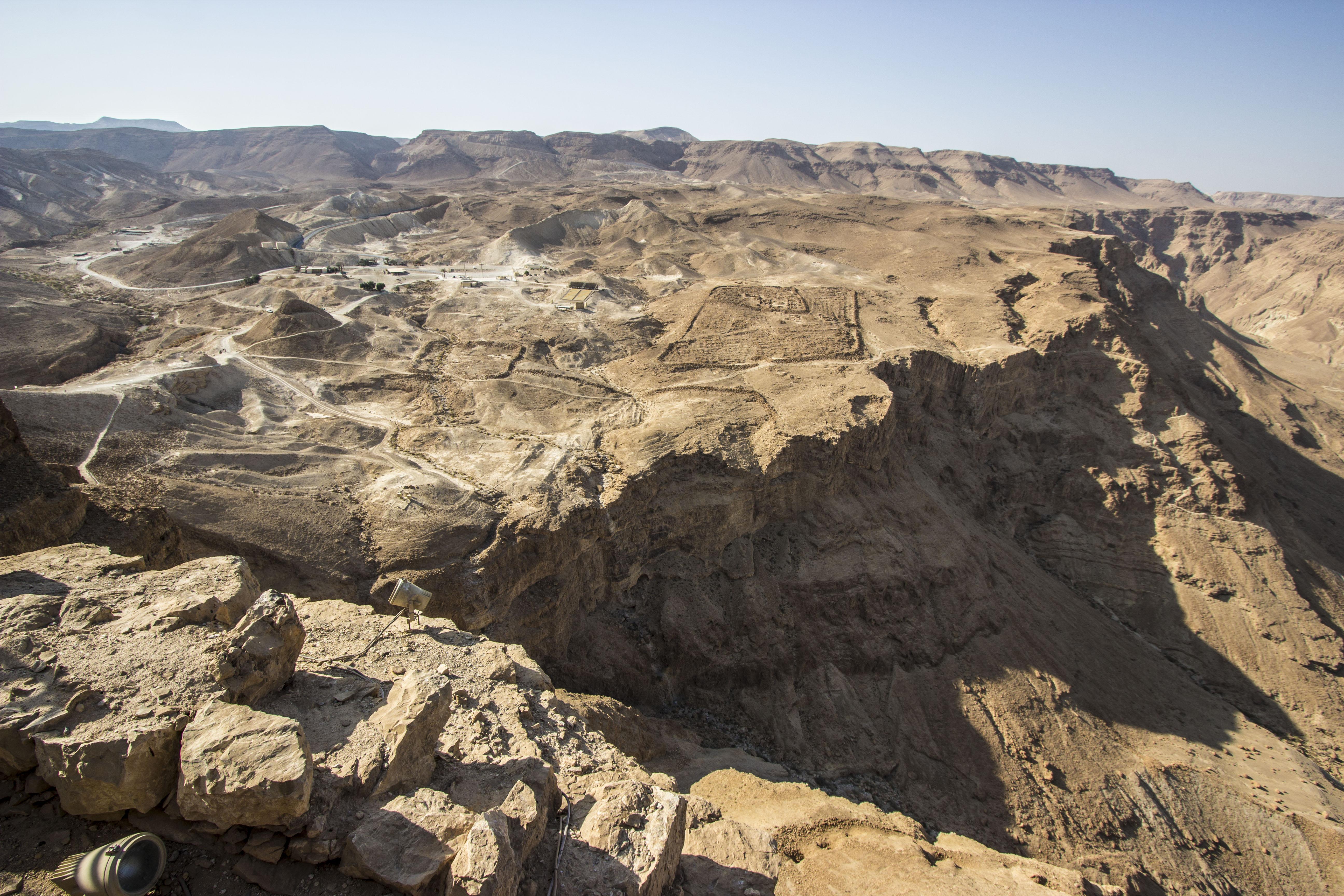 Israel - Masada