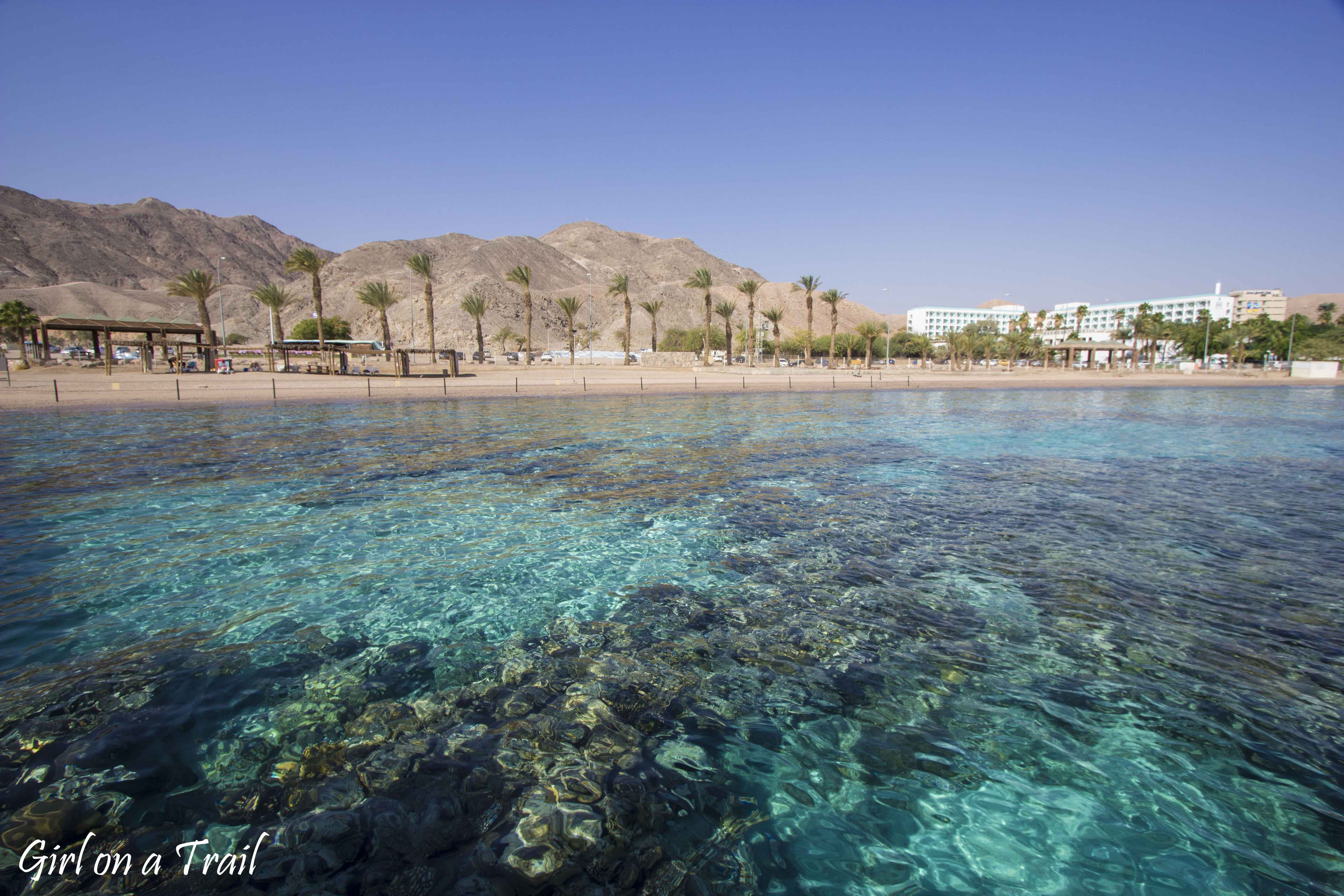Israel - Eilat Coral Beach