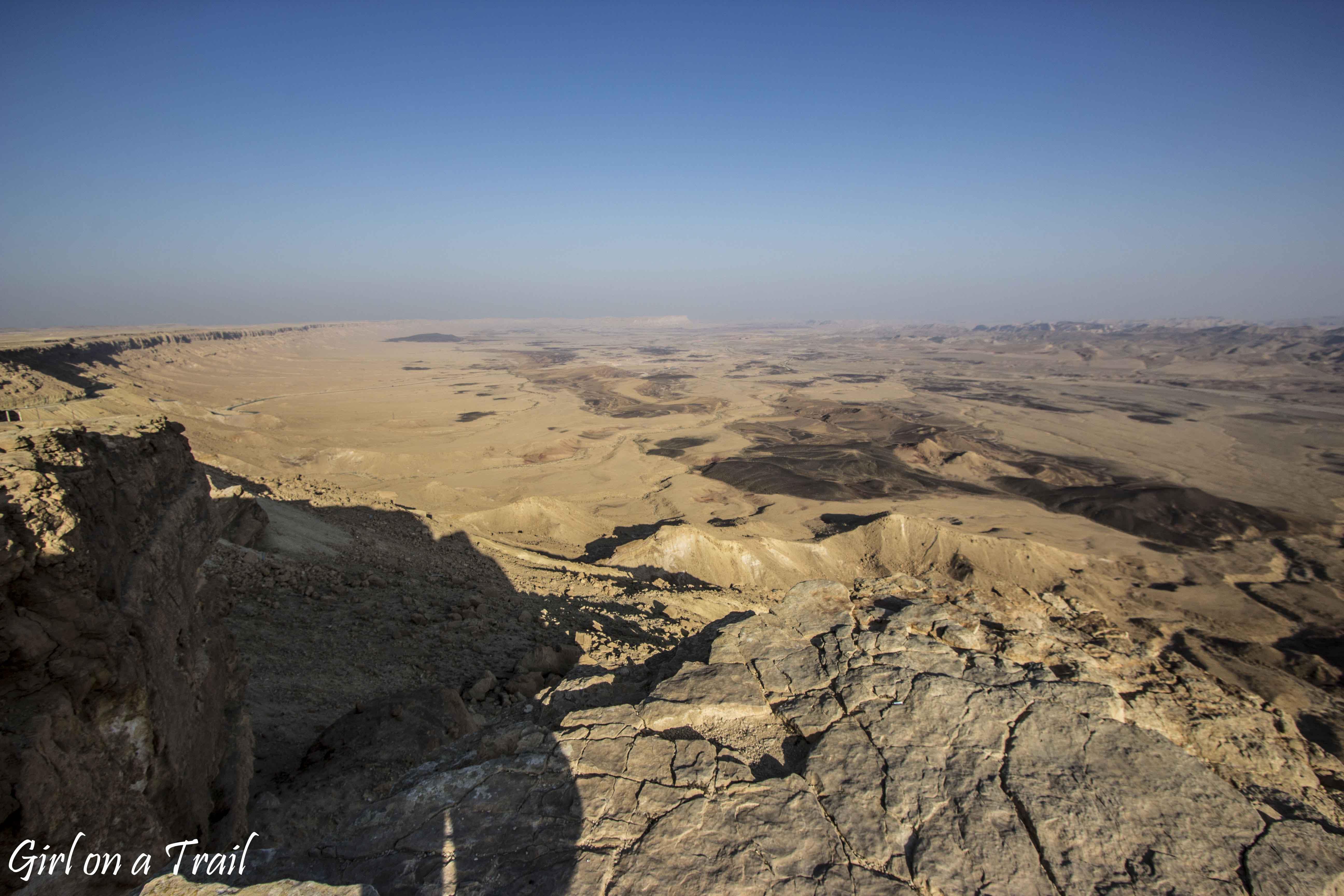 Israel - Mitzpe Ramon