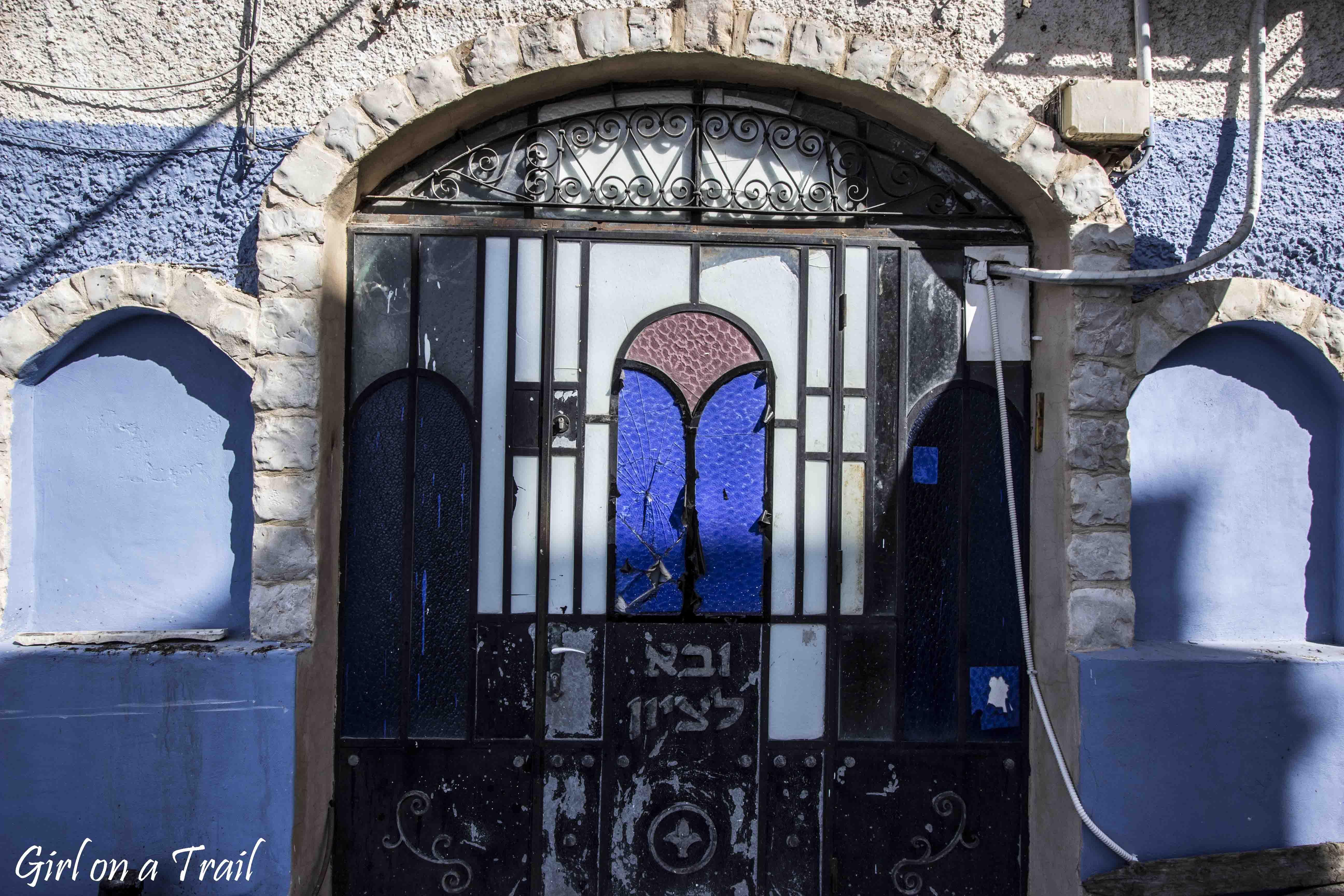 Izrael, Safed