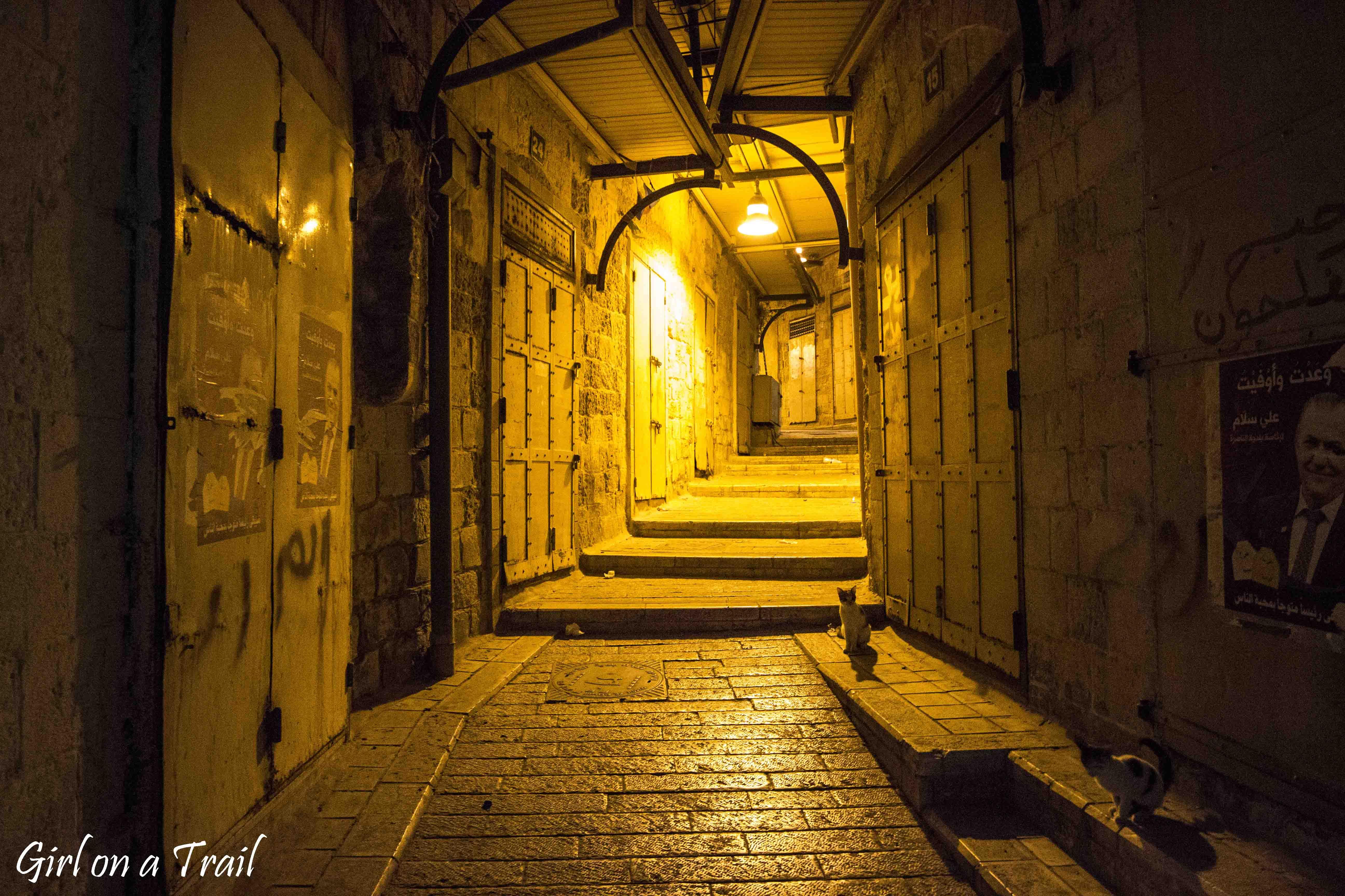 Izrael, Nazaret