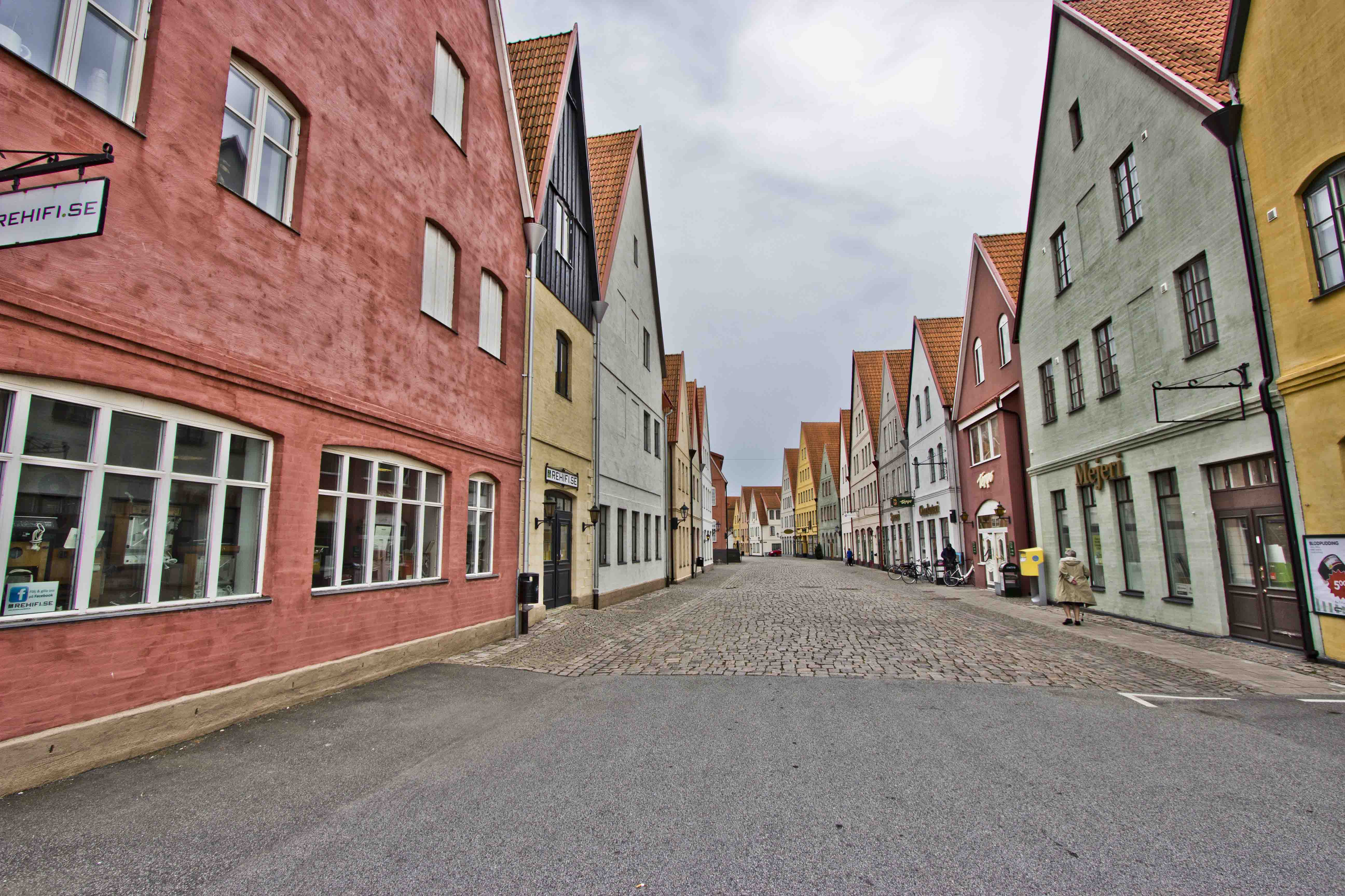 Szwecja - Jakriborg