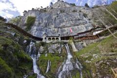 Szwajcaria - Jaskinie św. Beatusa