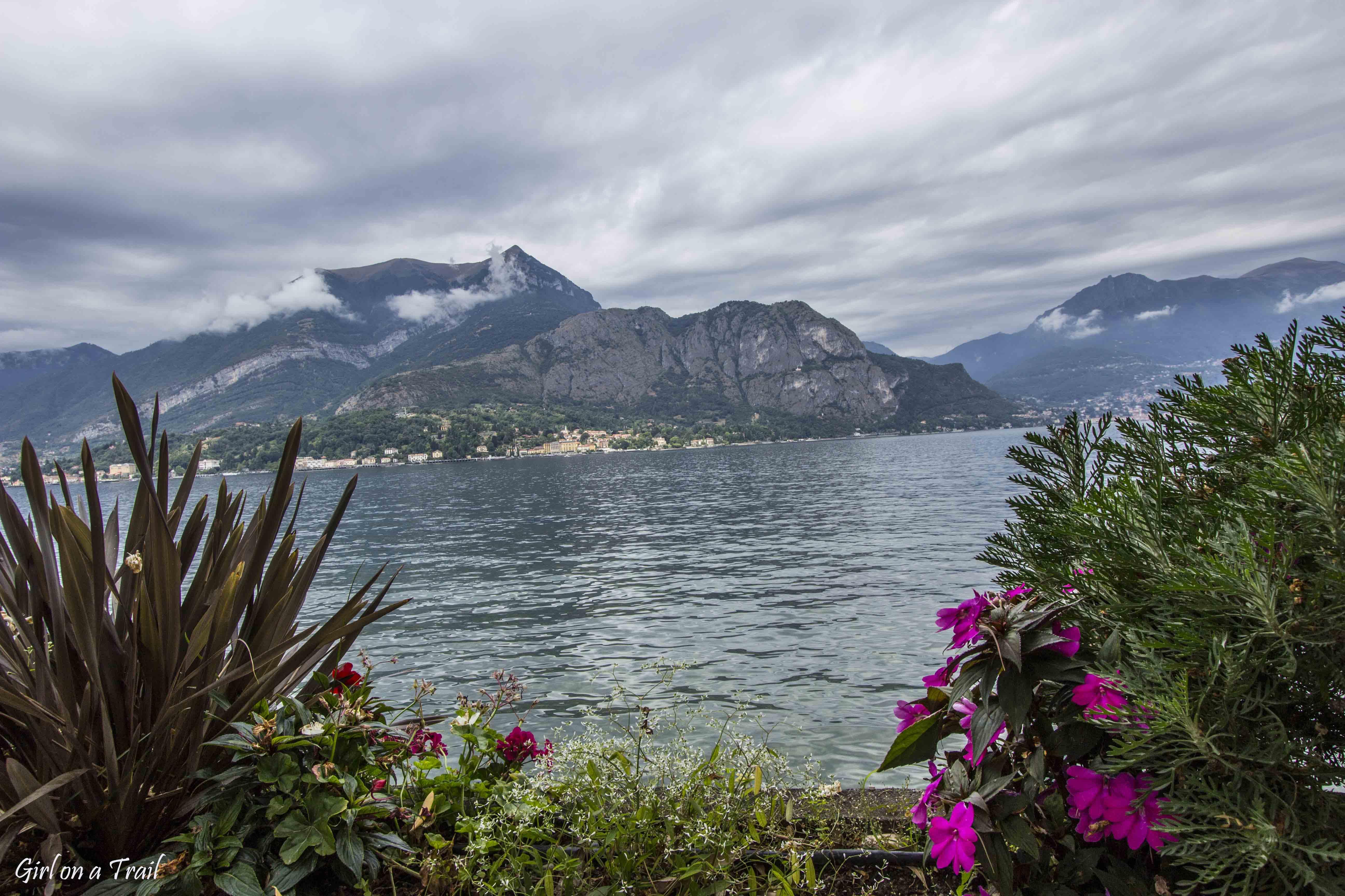 Włochy - Bellagio - Jezioro Como