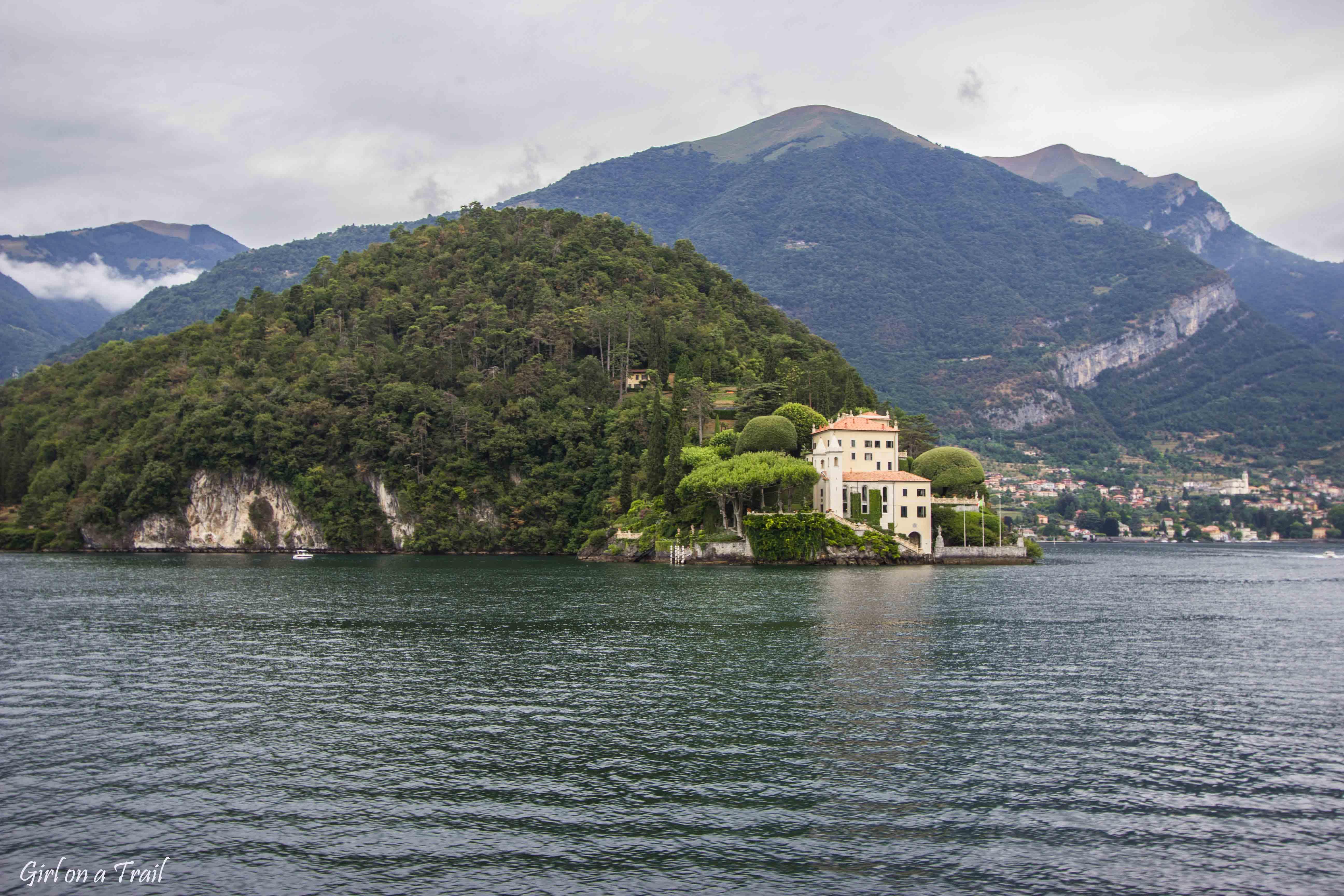 Włochy - Jezioro Como