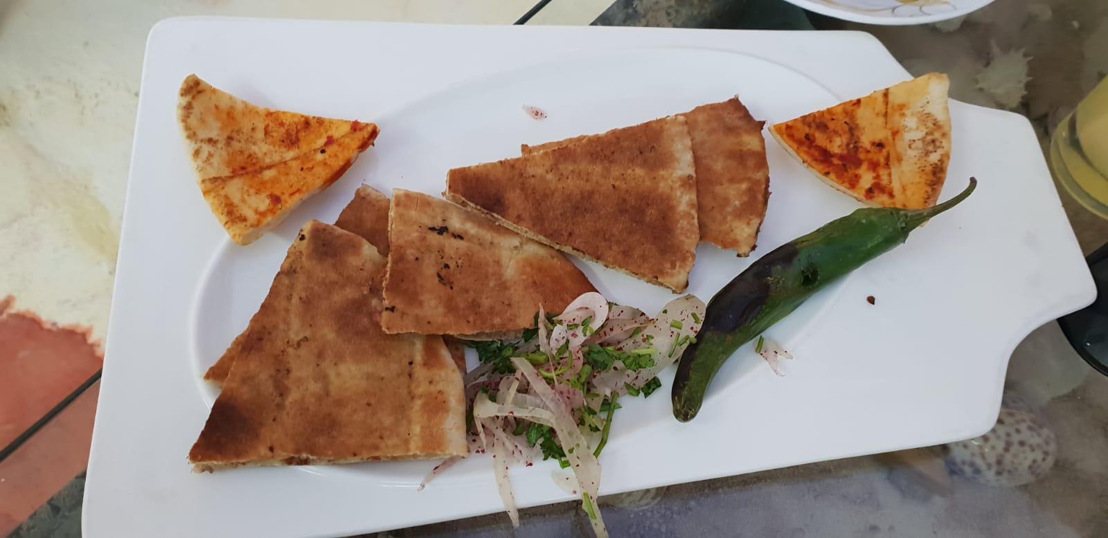 Jordania - kuchnia