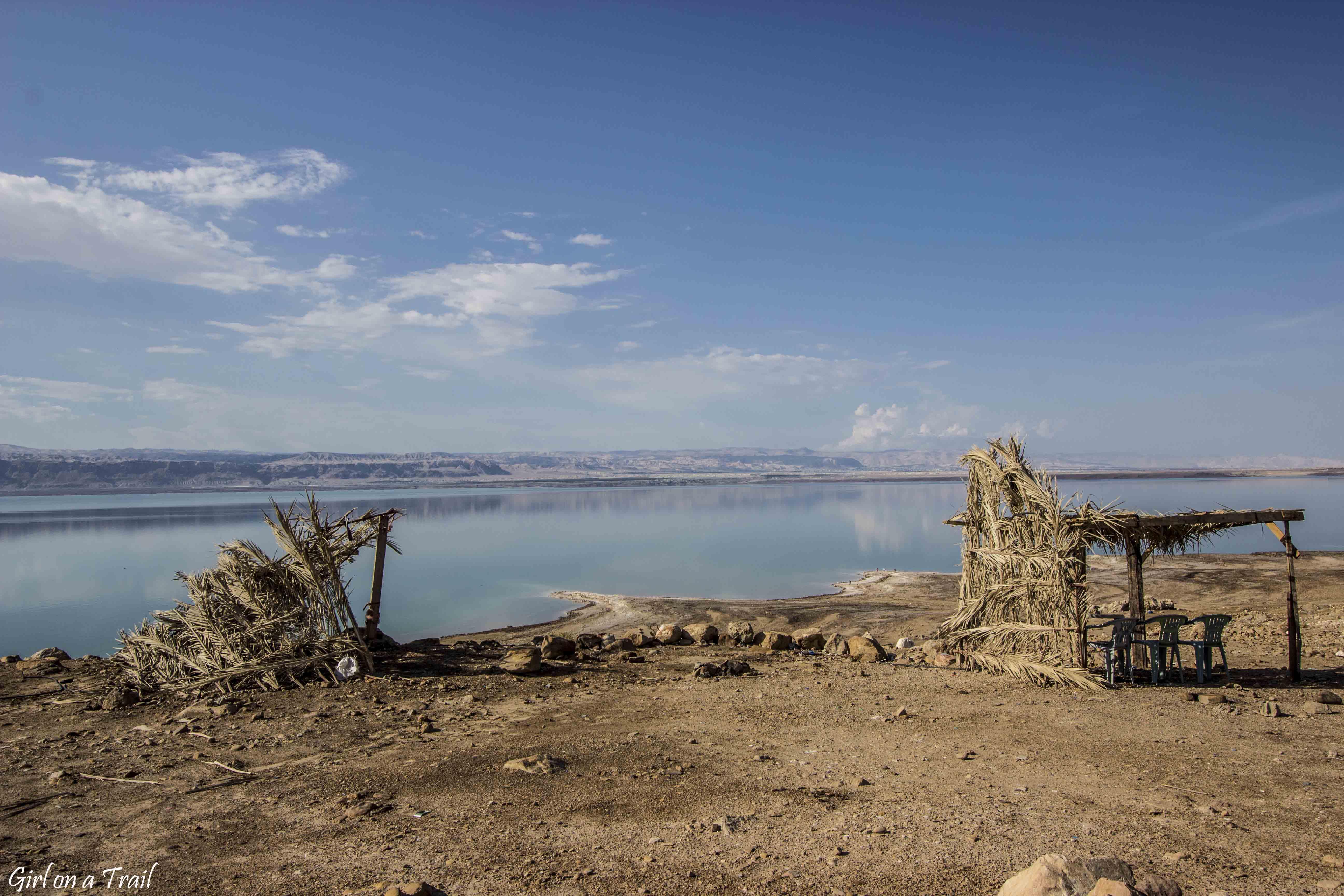 Jordania - Morze Martwe