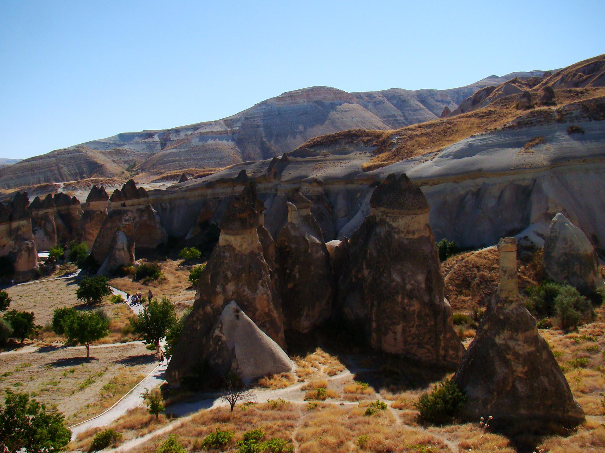 Turcja - Kapadocja
