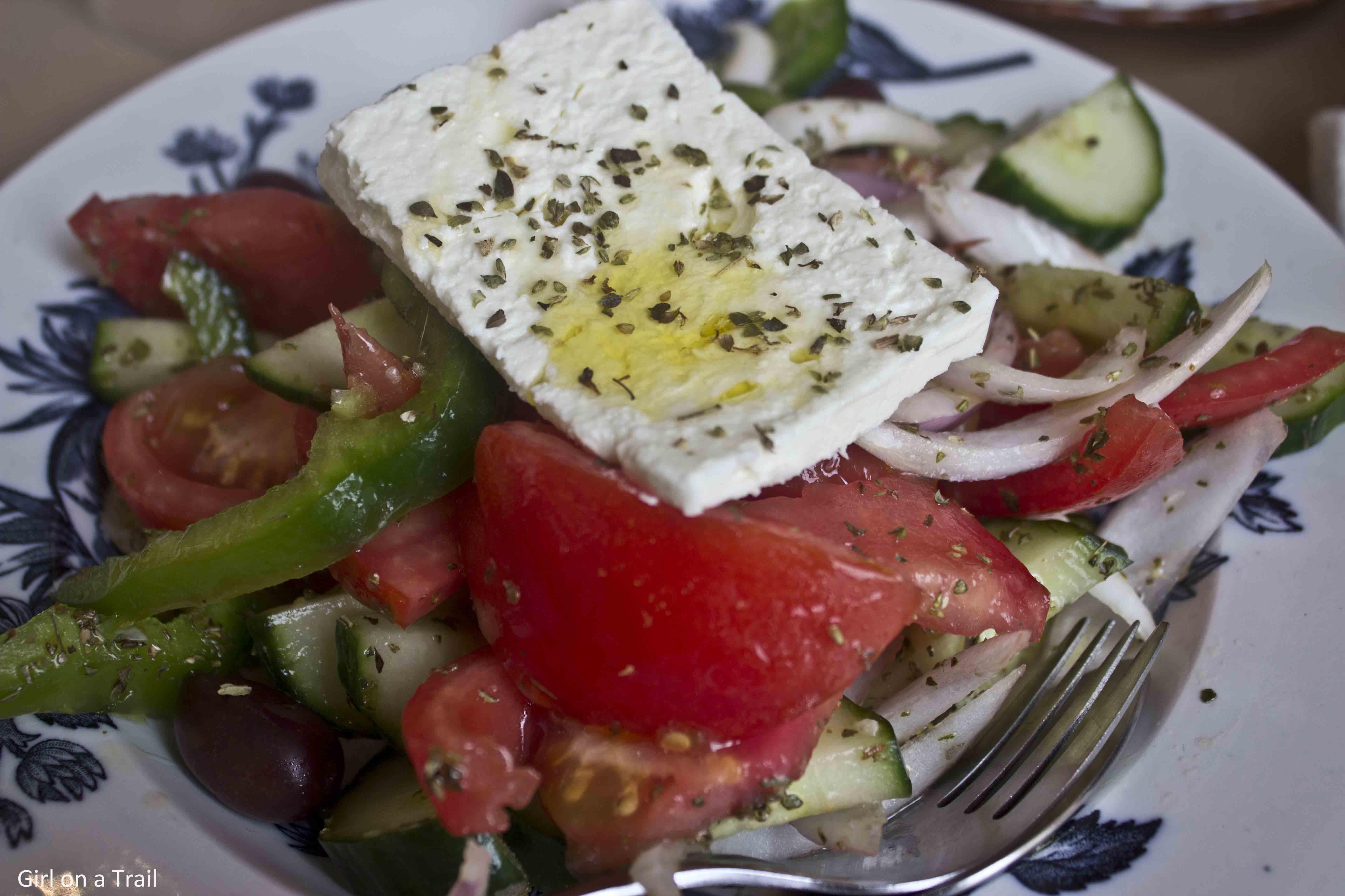 Kuchnia Korfu/ Corfu cuisine