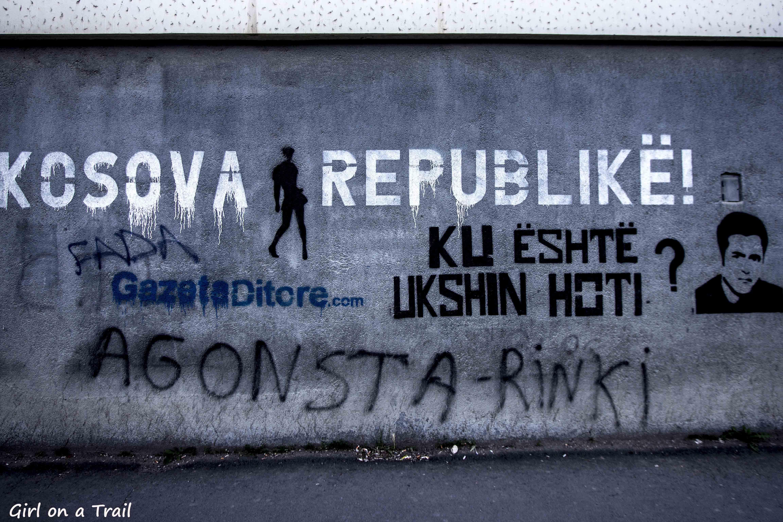 Kosowo - Prisztina