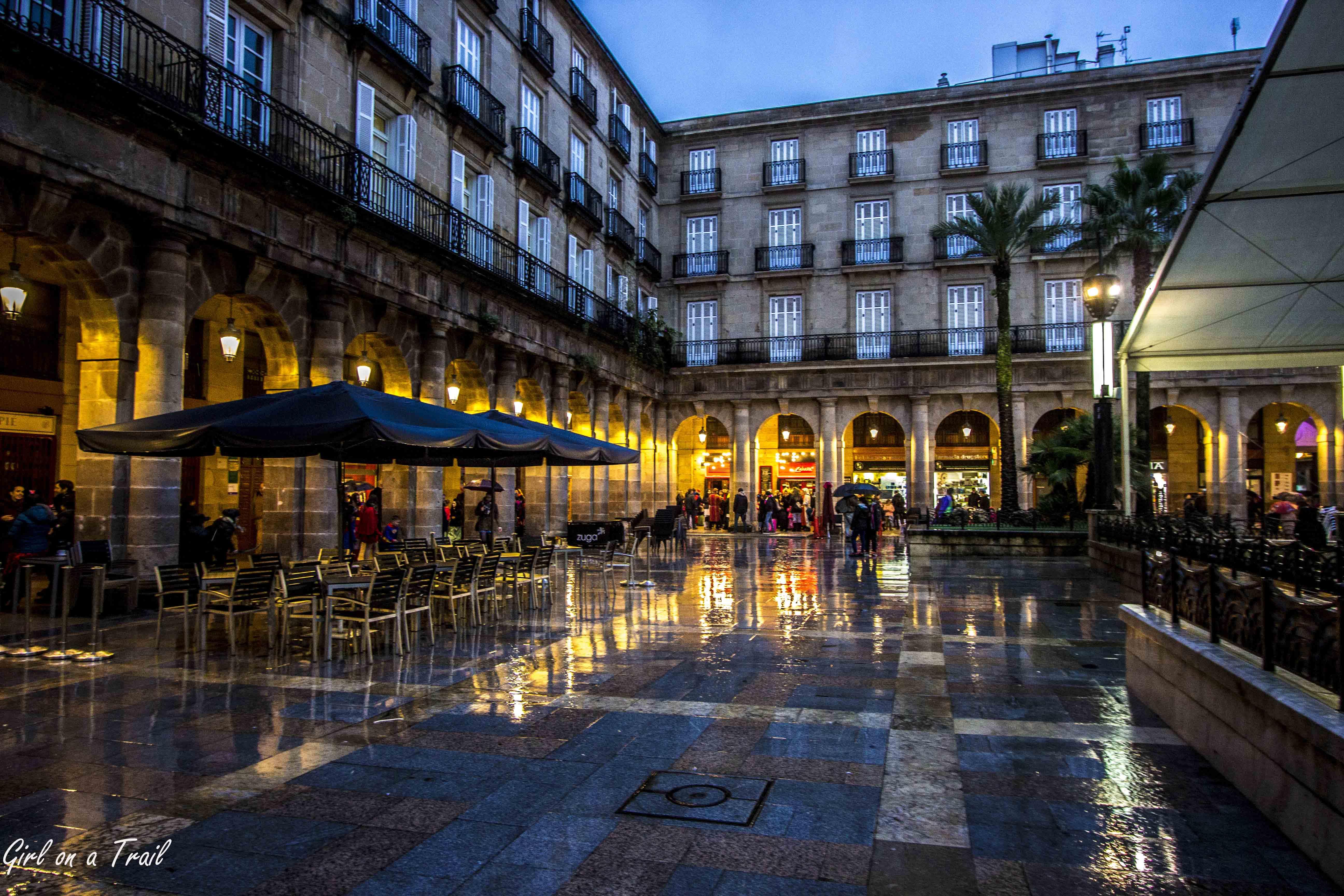 Kraj Basków - Bilbao