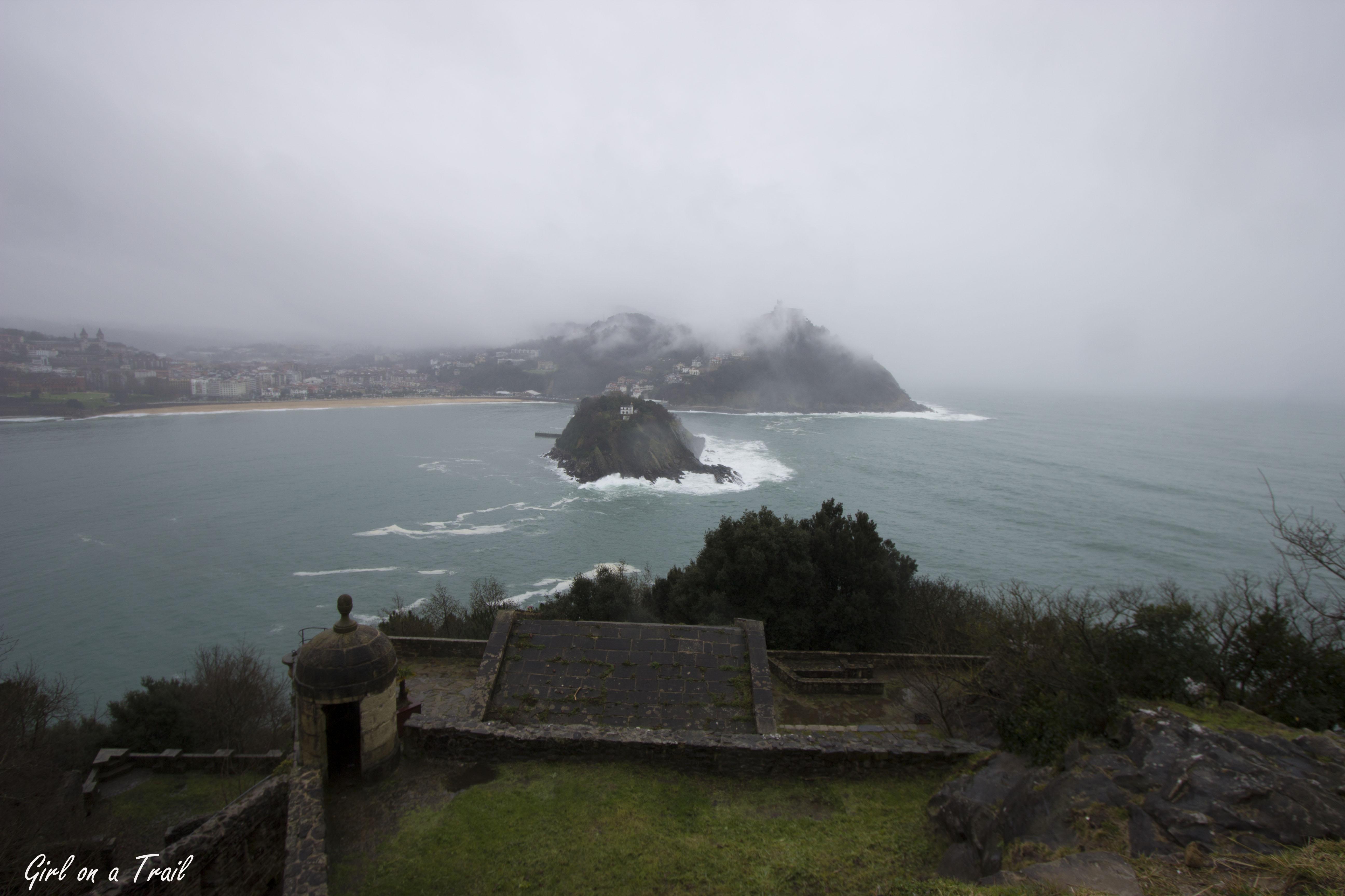 Kraj Basków - San Sebastian