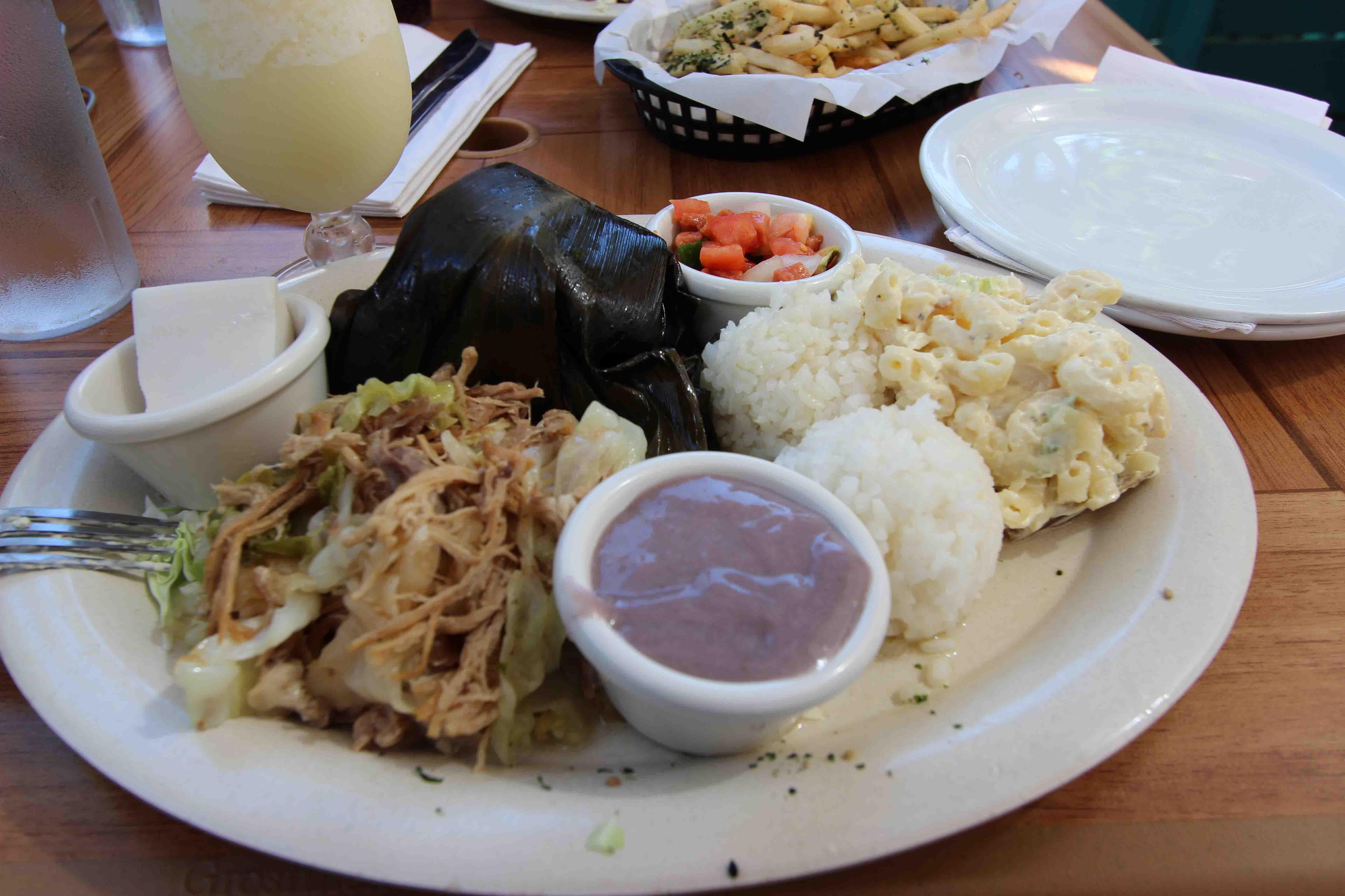 Kuchnia Hawajska Kilka Slow O Wyspach Kanapkowych Cz I