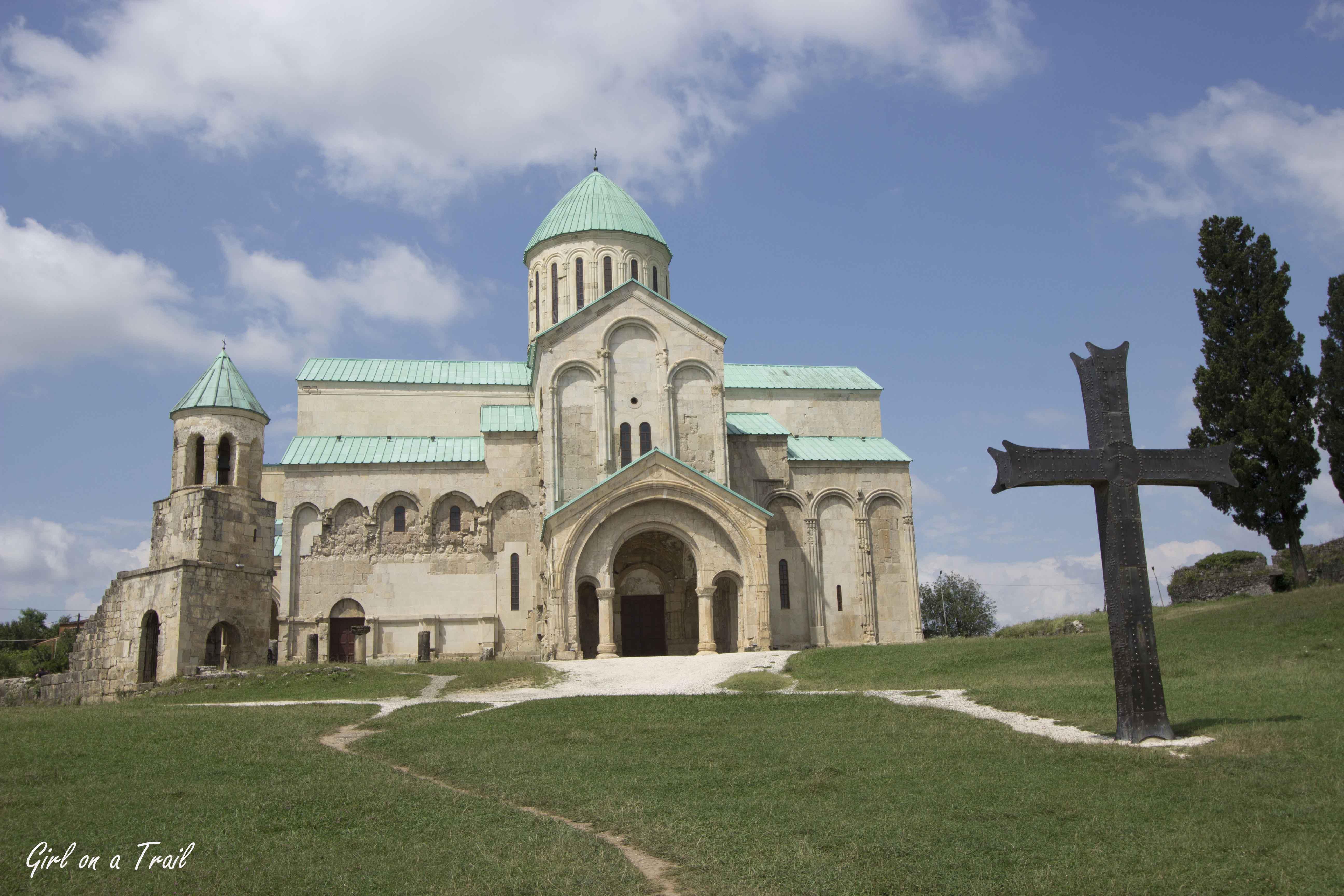 Gruzja - Kutaisi