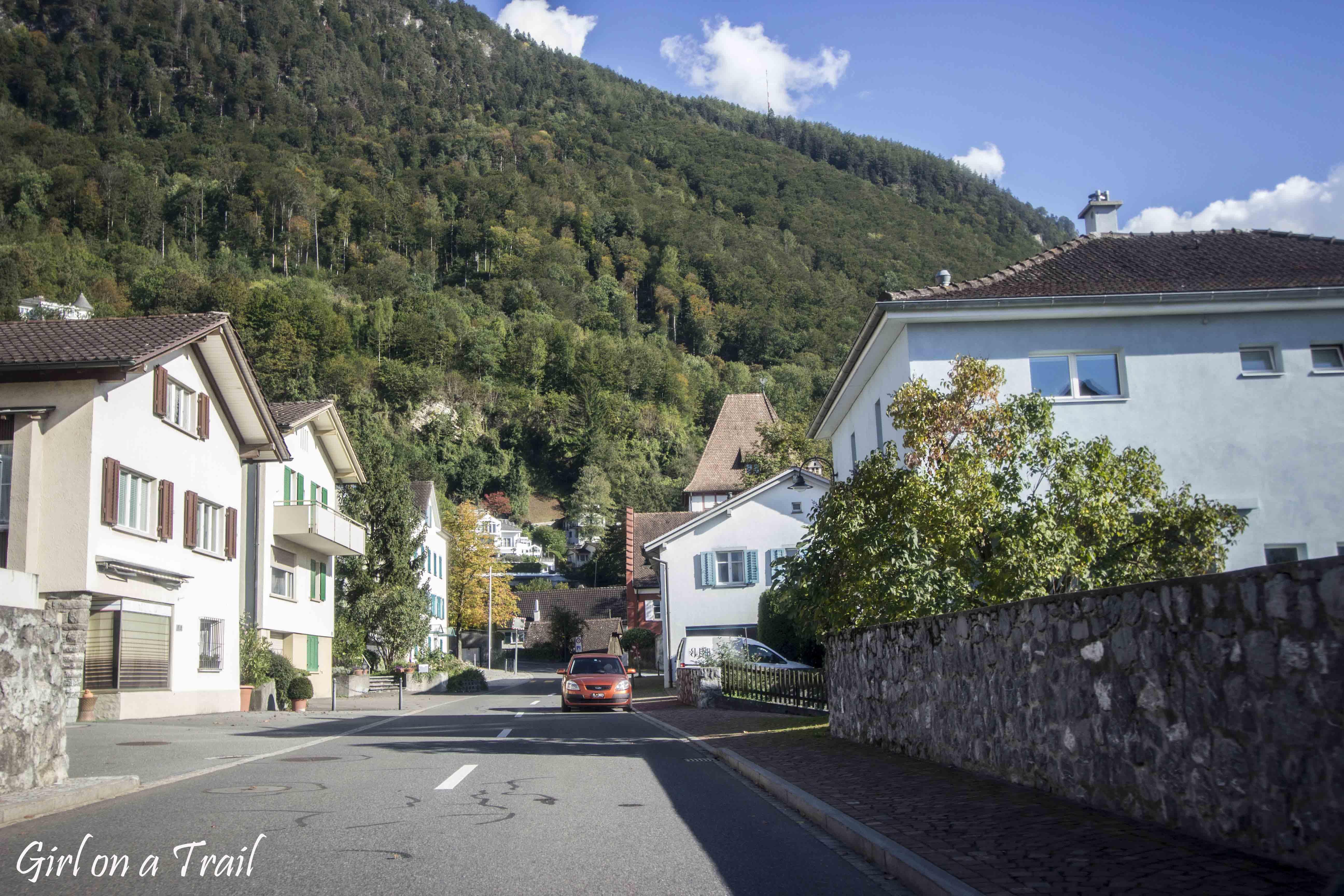 Liechtenstein, Vaduz