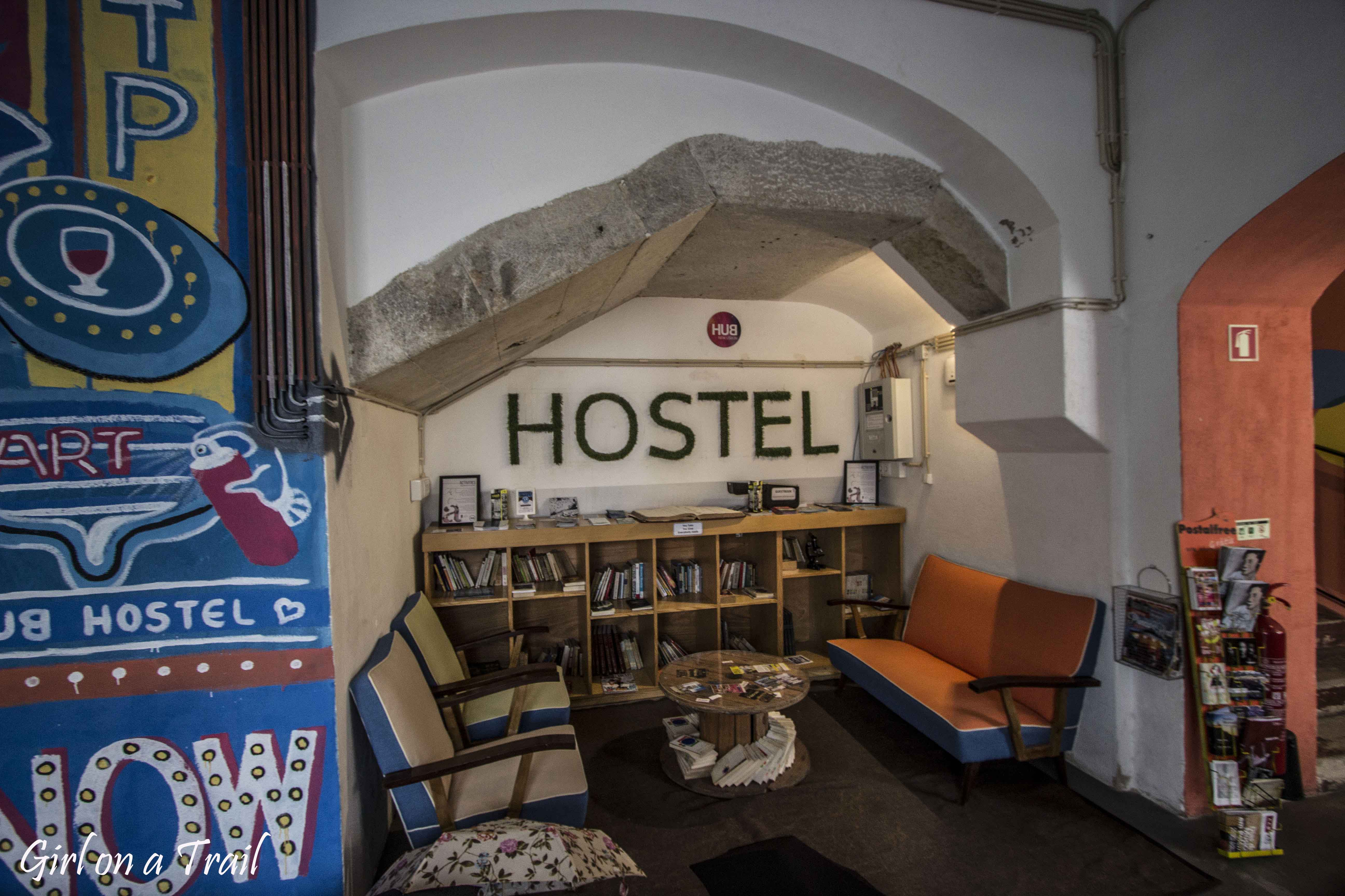 Lizbona - Hostel Hub New Lisbon