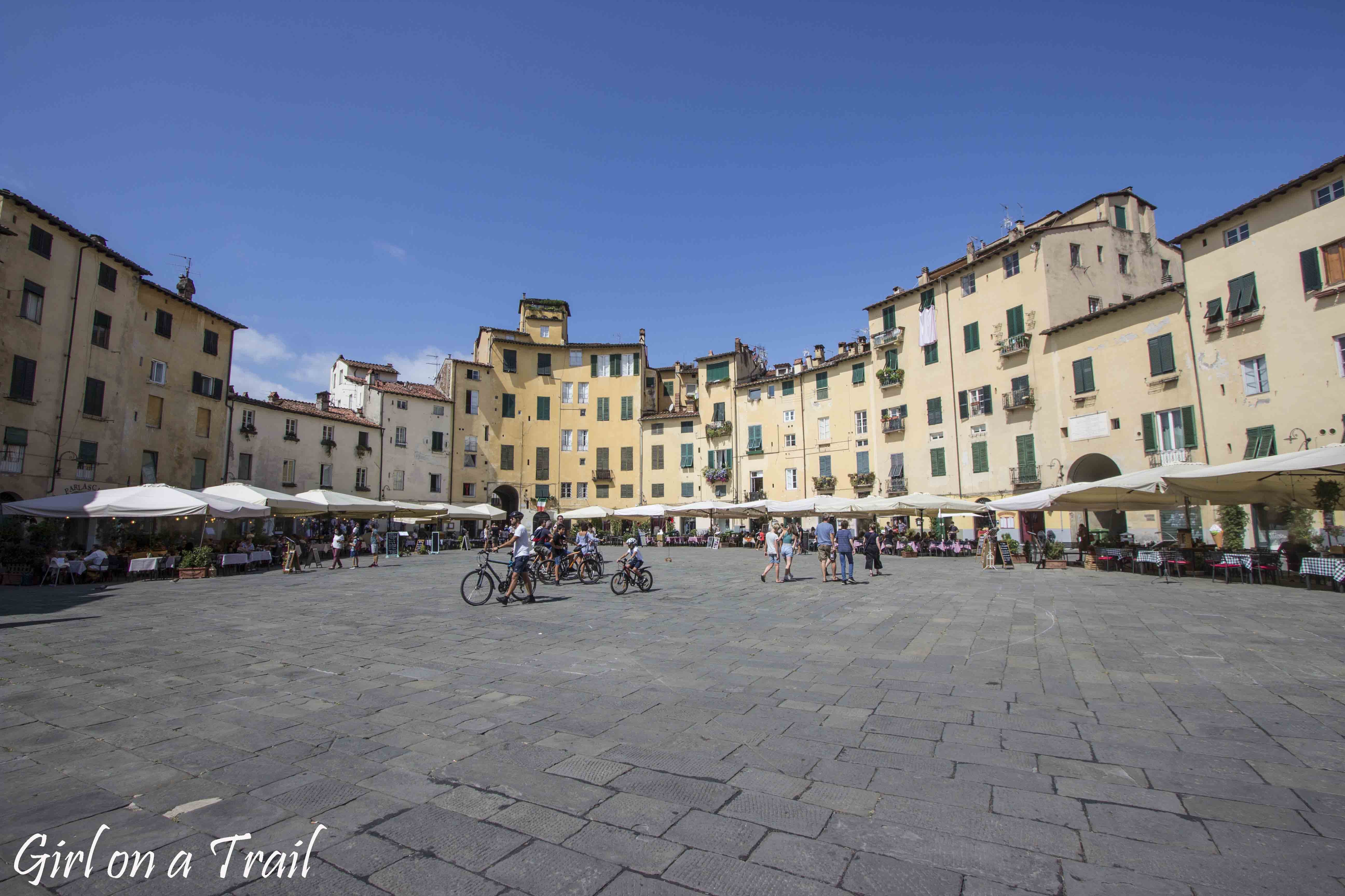 Włochy, Toskania - Lucca