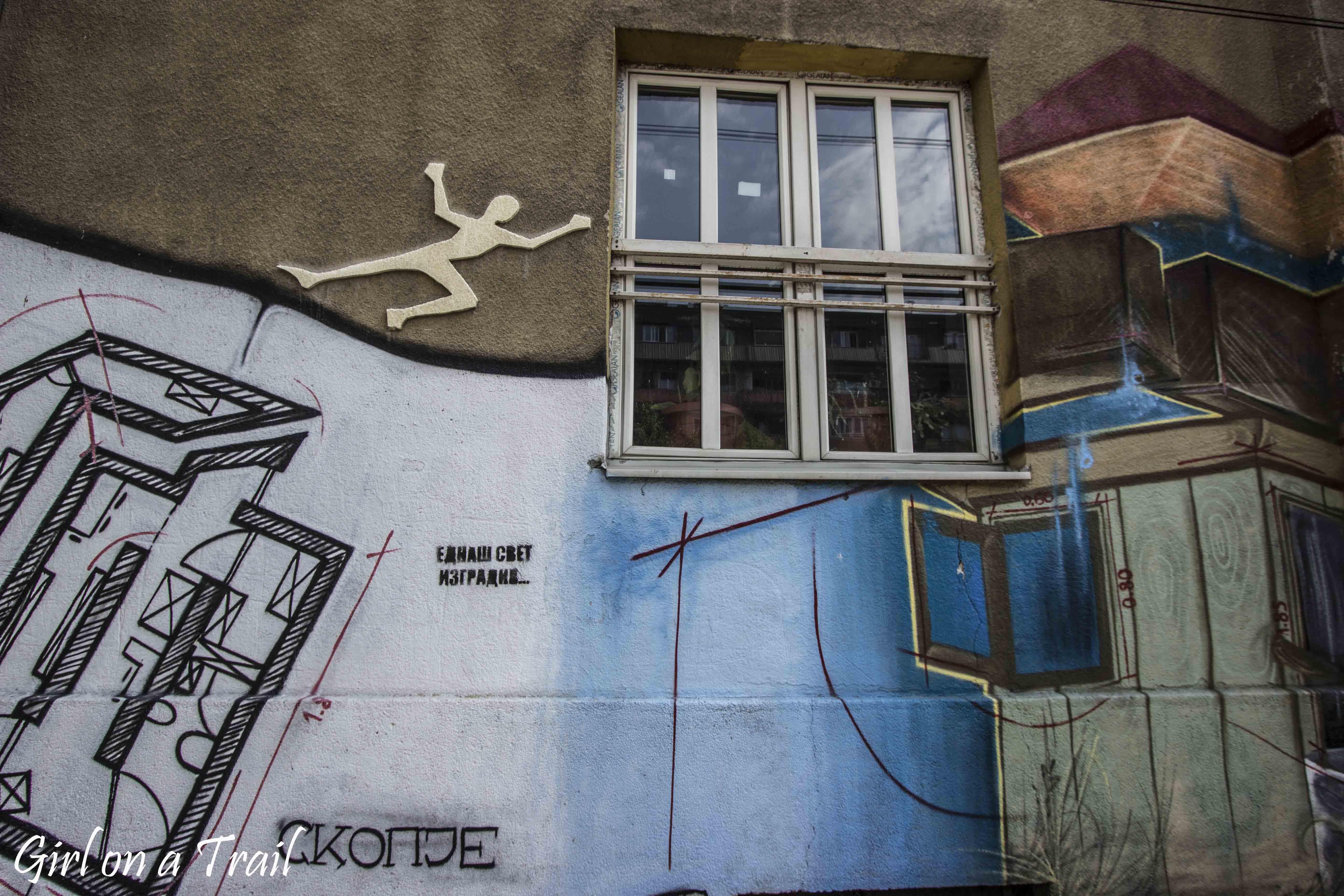 Skopje - Macedonia Północna