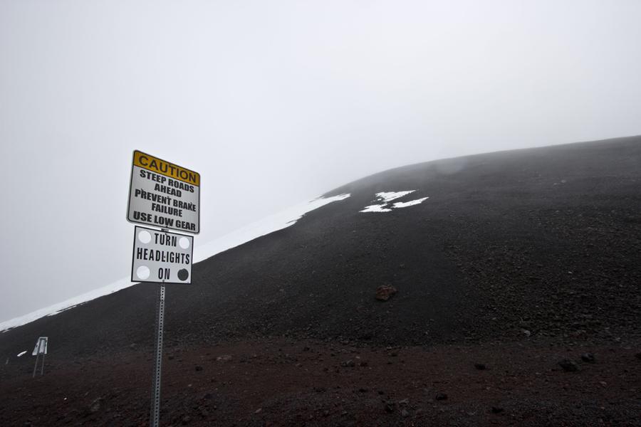 Hawaje - Mauna Kea